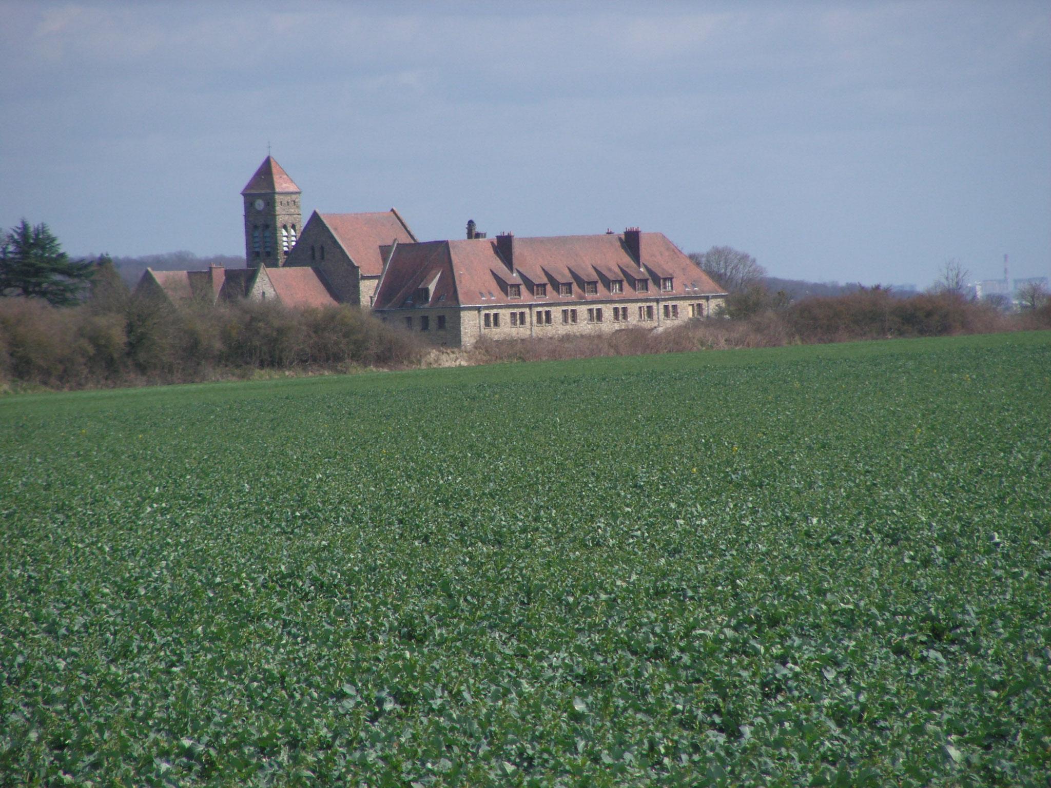 Abbaye de Limon