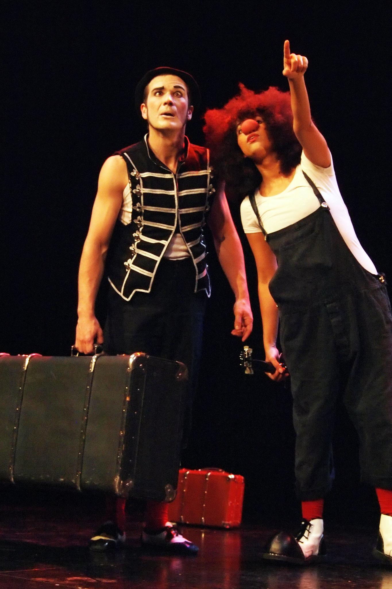 Very little circus, Teatro Dimitri, Schweiz