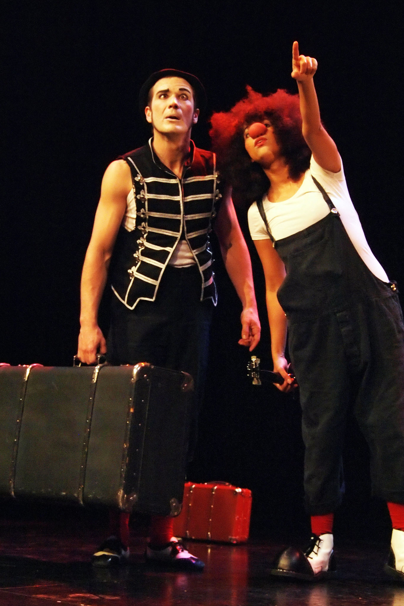 Very little circus, Teatro Dimitri, Svizzera