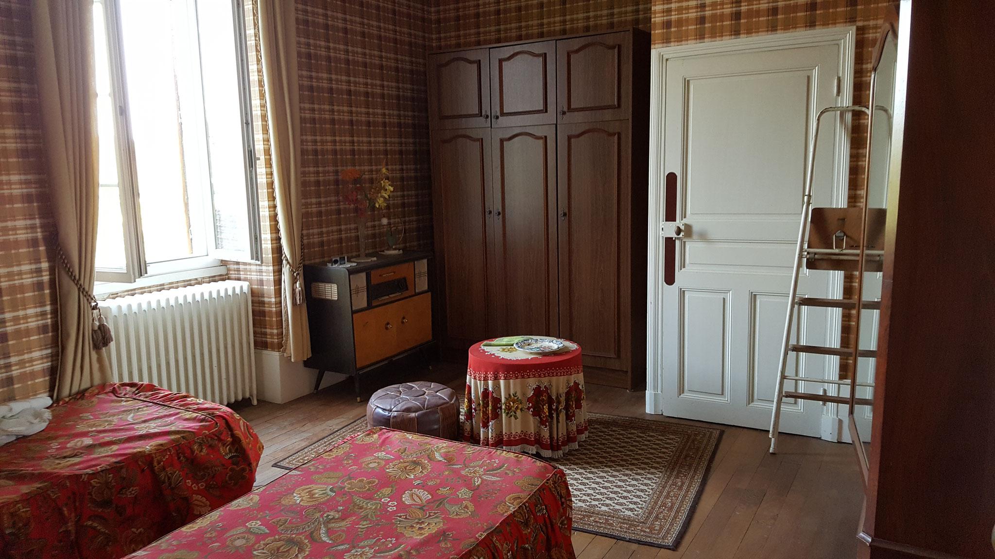 Débarras des chambres - Entreprise AHLEN