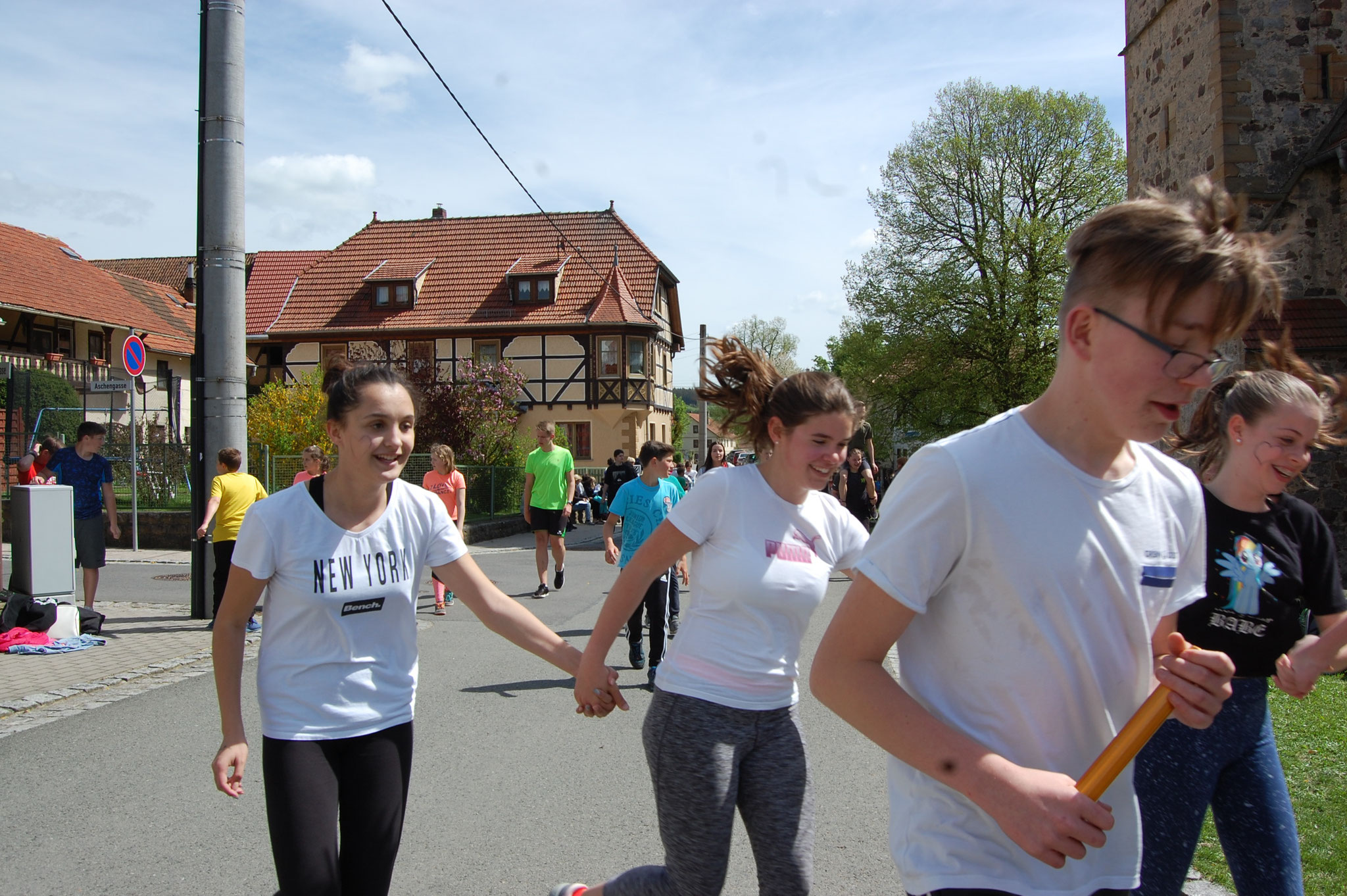 Staatliche Gemeinschaftsschule Grabfeld - Gemeinschaftsschule Grabfeld