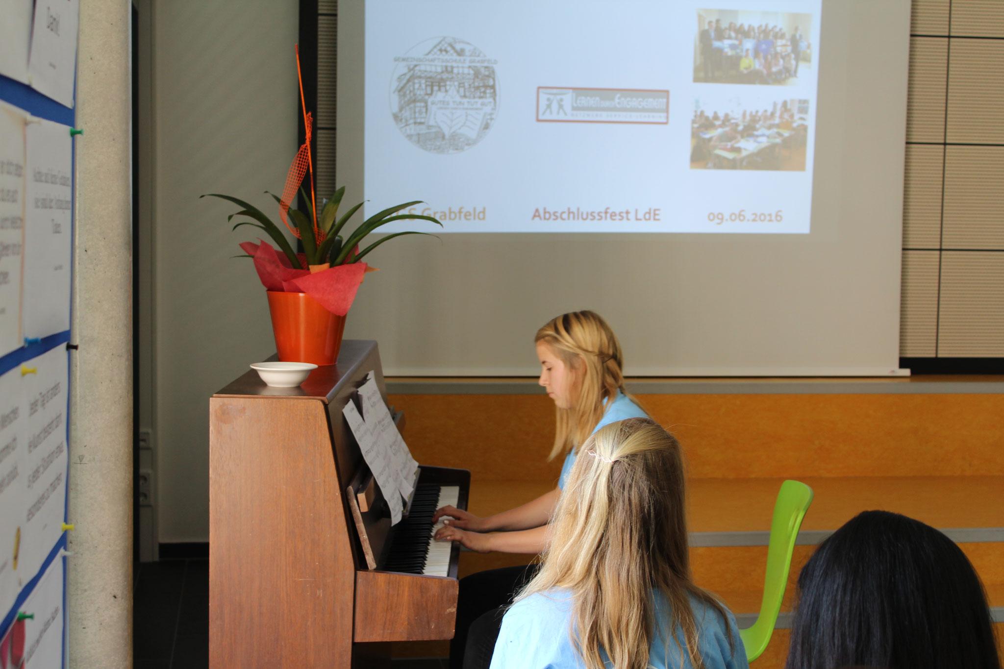 Der Ernst des Lebens - Gemeinschaftsschule Grabfeld