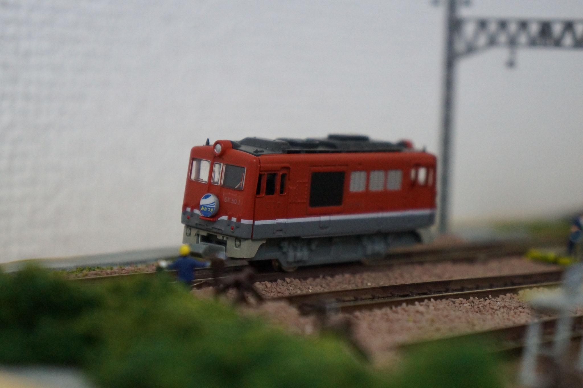 MD55ディーゼル機関車