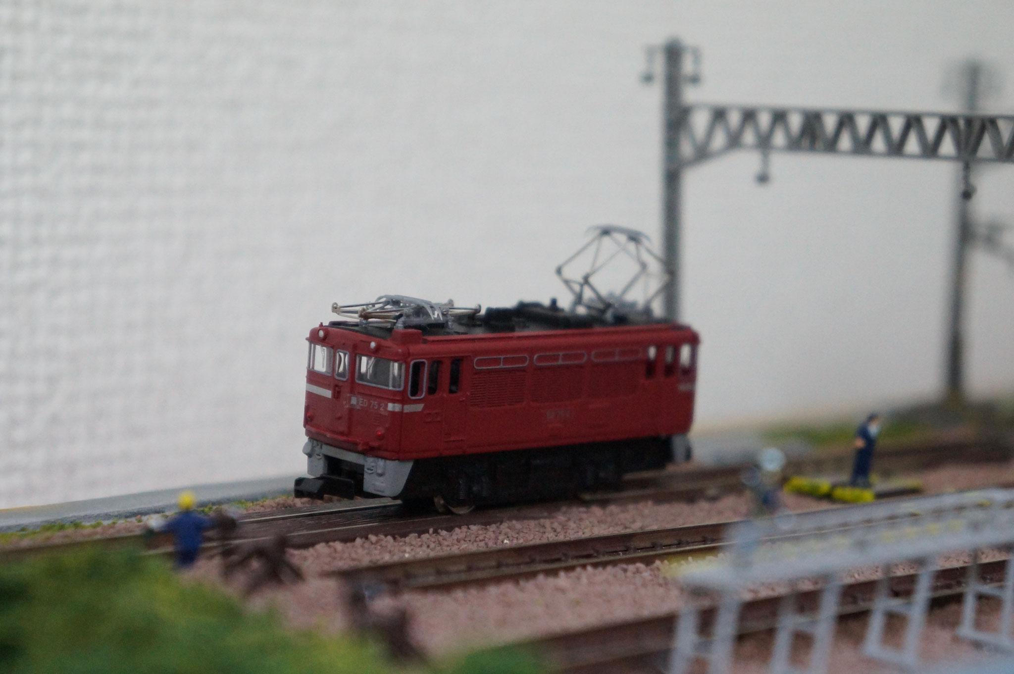 ME55電気機関車