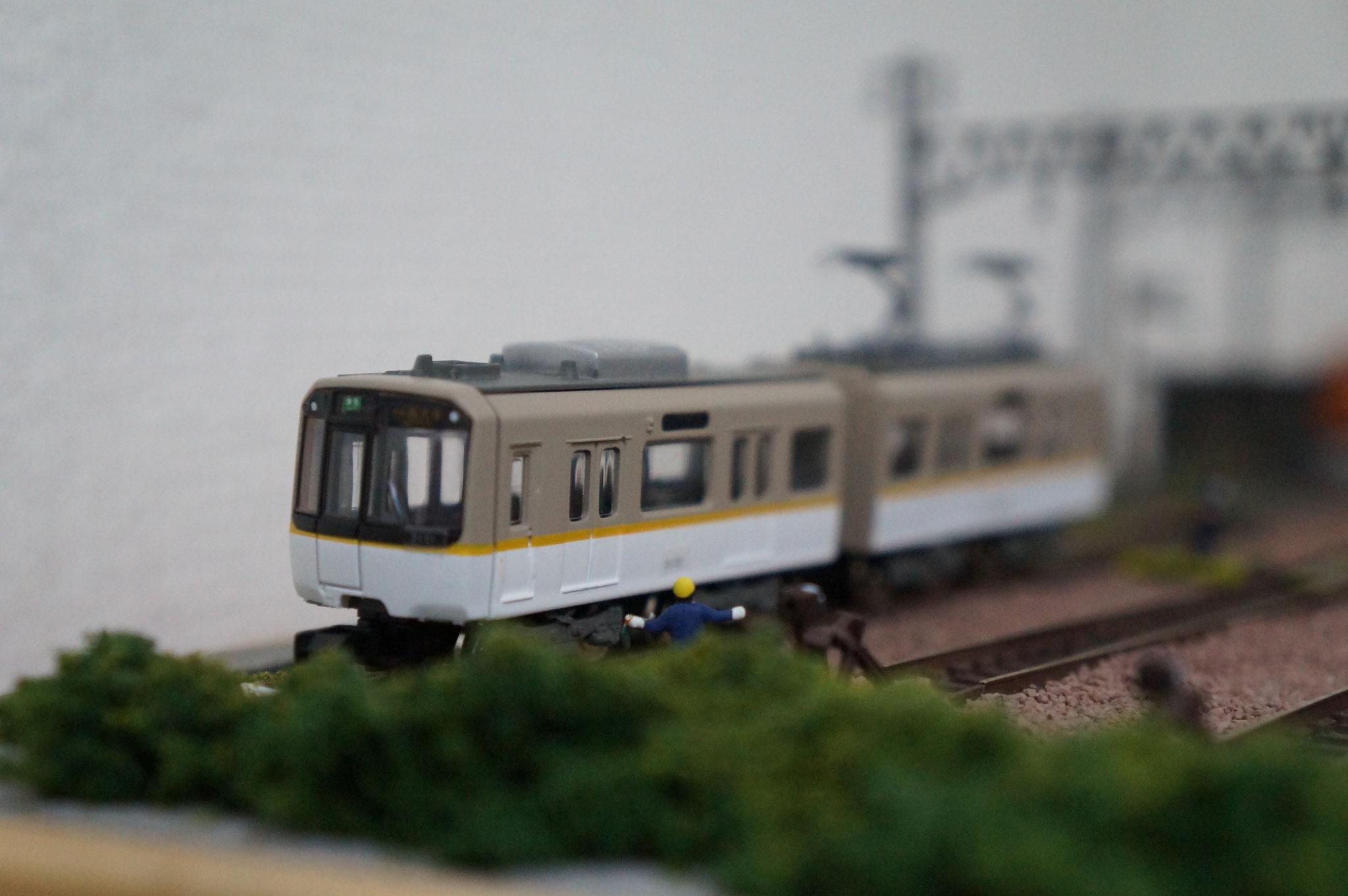 3020系(京都線でよく見るな)