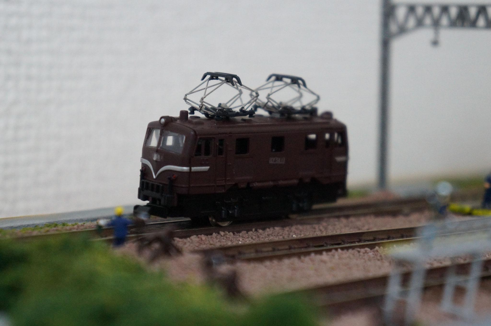 ME58電気機関車