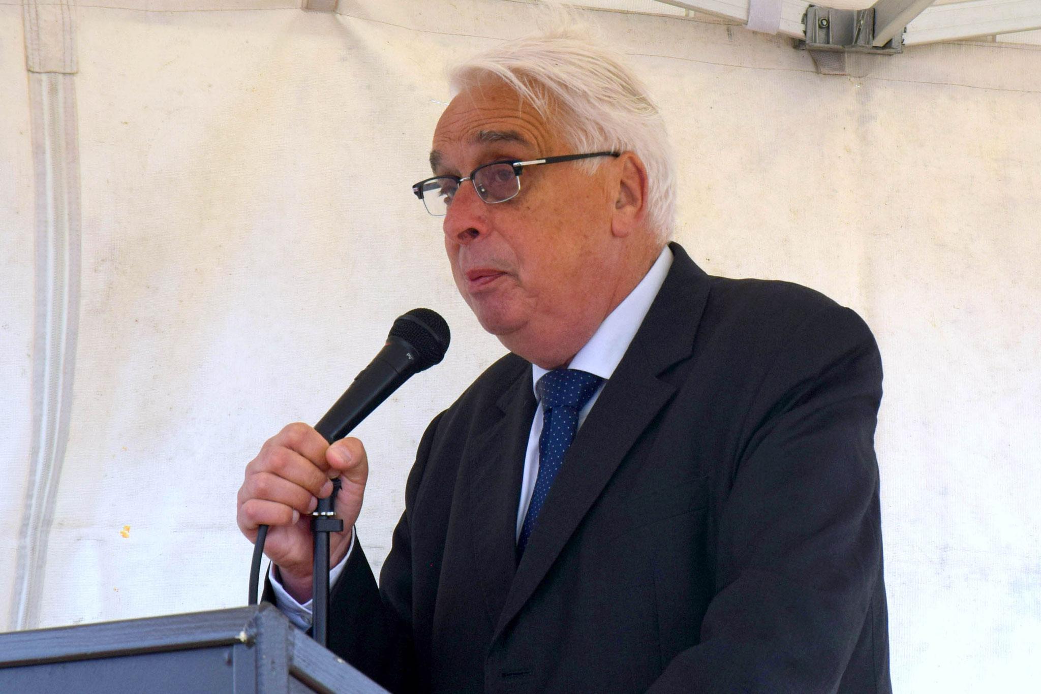 Jean Pierre Sueur, Sénateur du Loiret