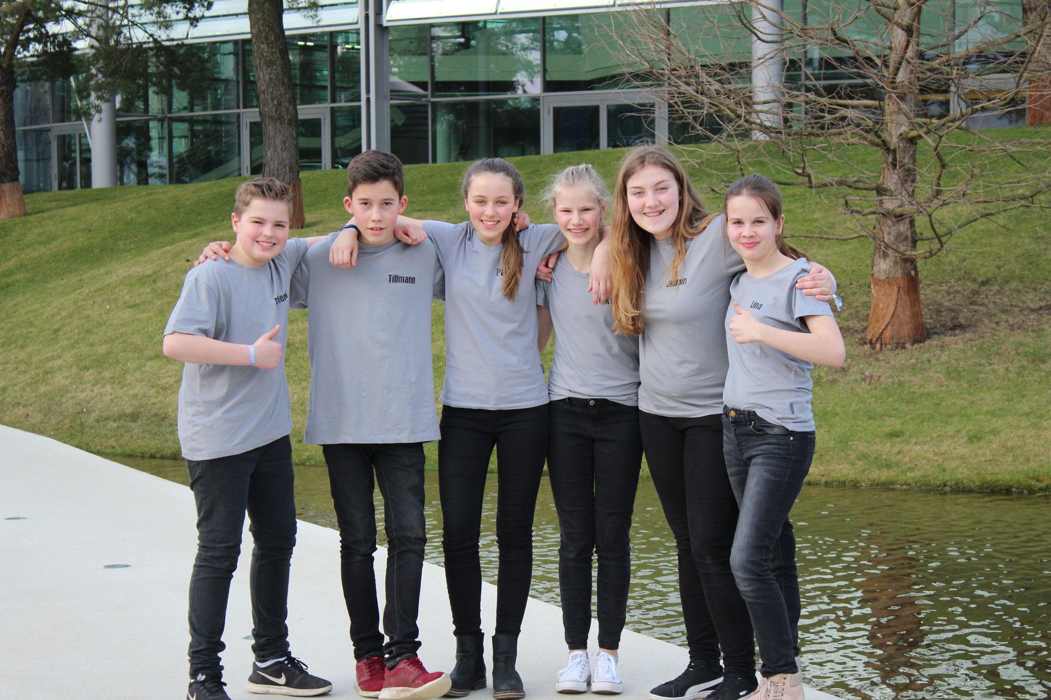 Landesmeister Niedersachsen Junior 2017