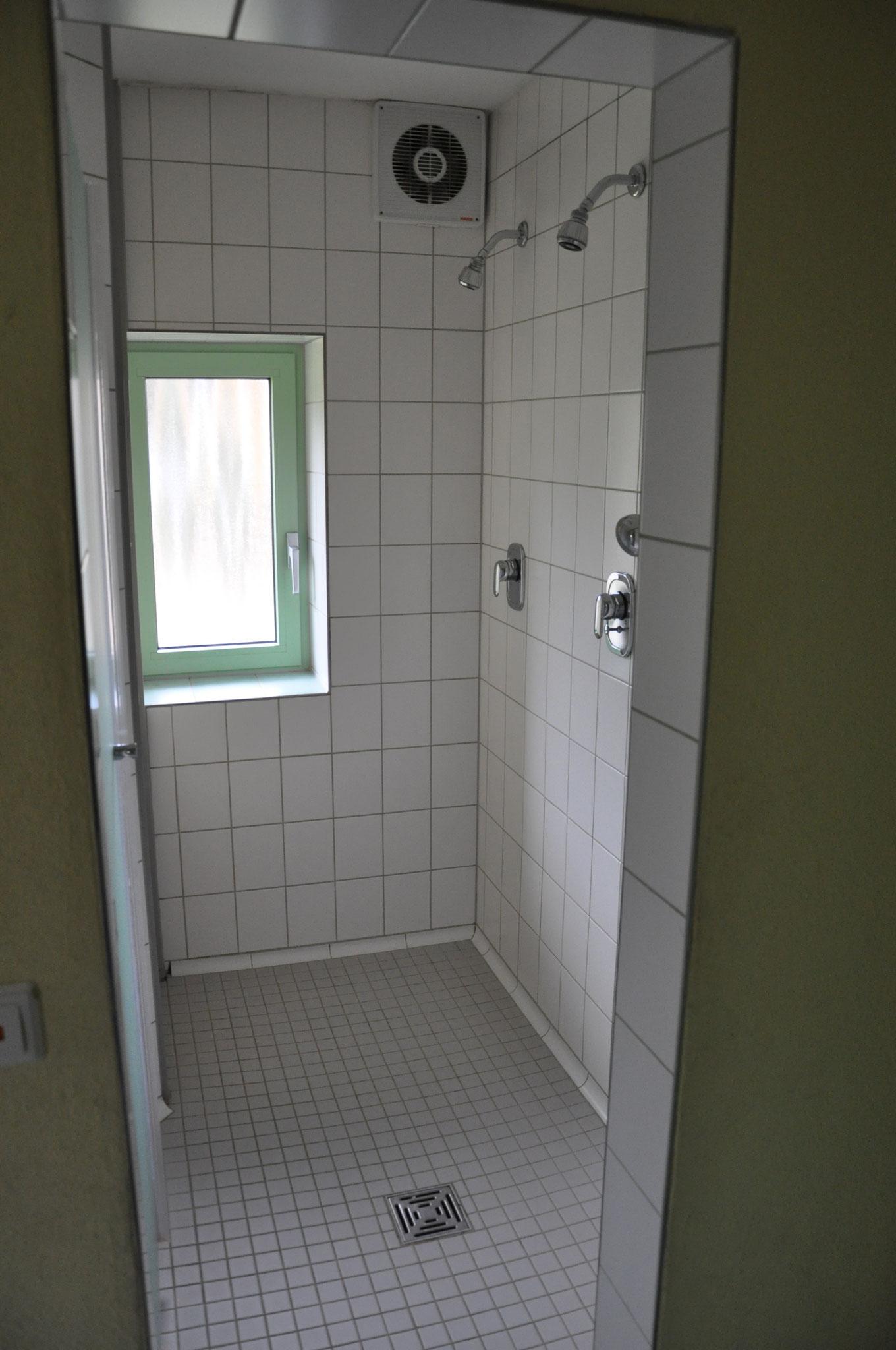 Duschraum 2.OG
