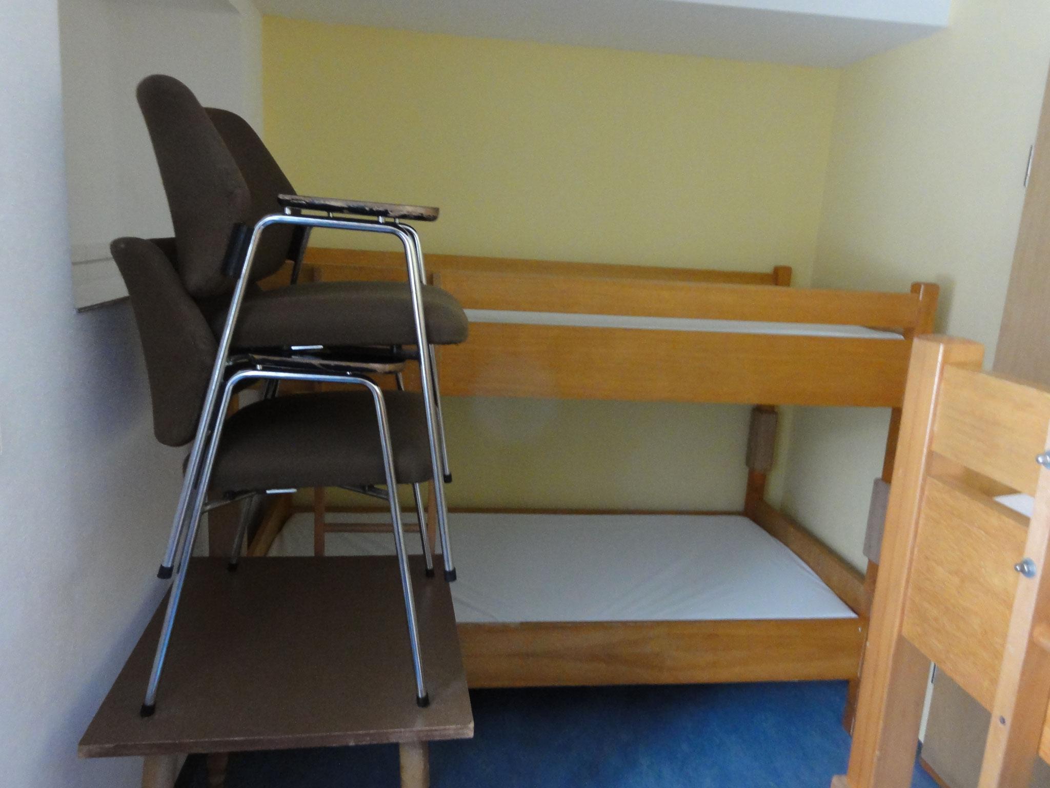 gleiches  4er Zimmer