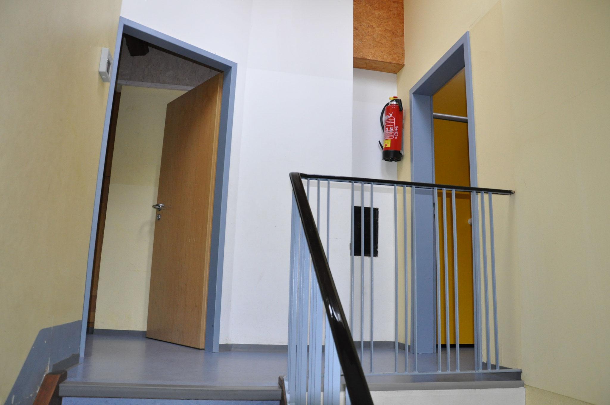 Treppenhaus 1.OG