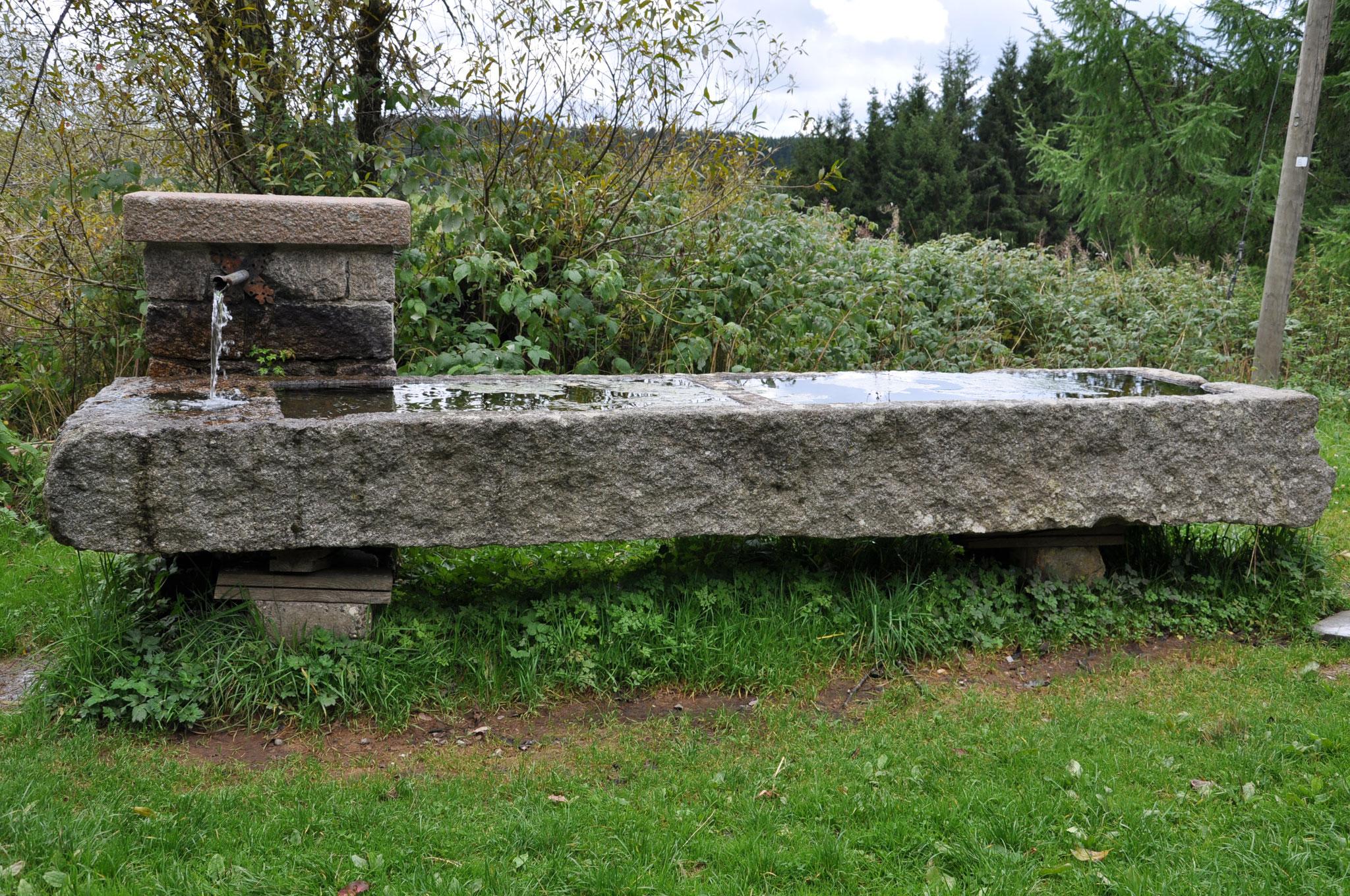 Brunnen am Kasperhaus