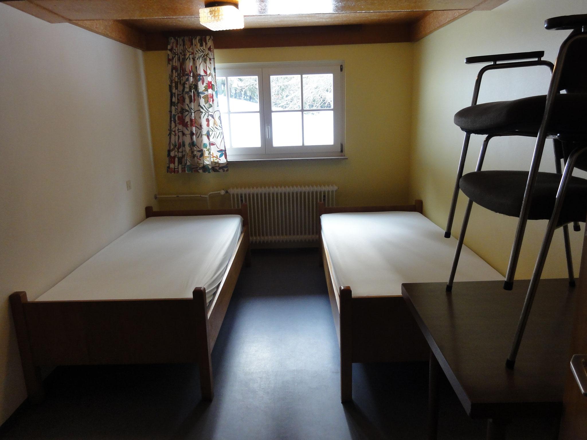 2er Zimmer Erdgeschoss