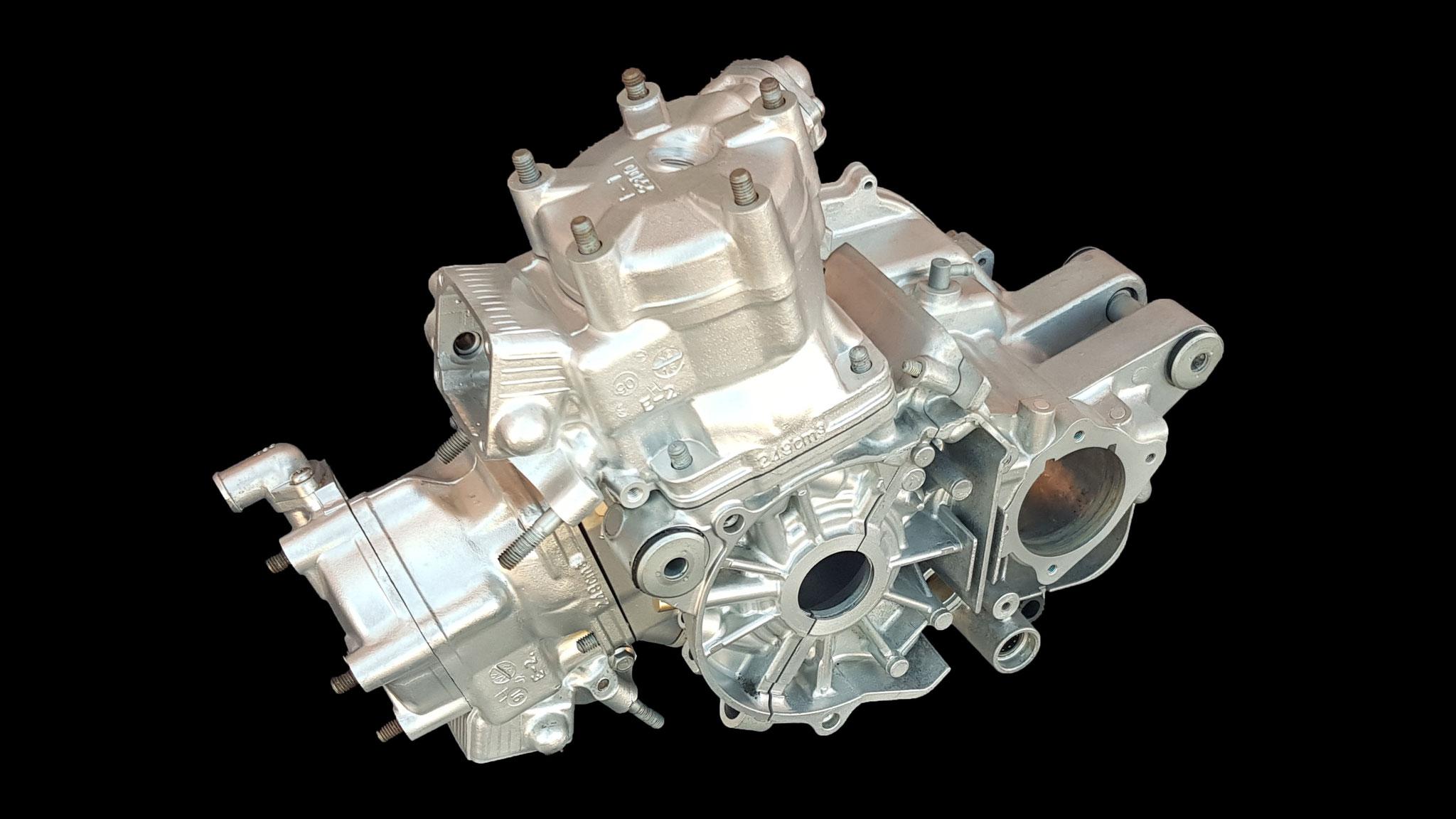 microbillage moteur Suzuki RGB 250