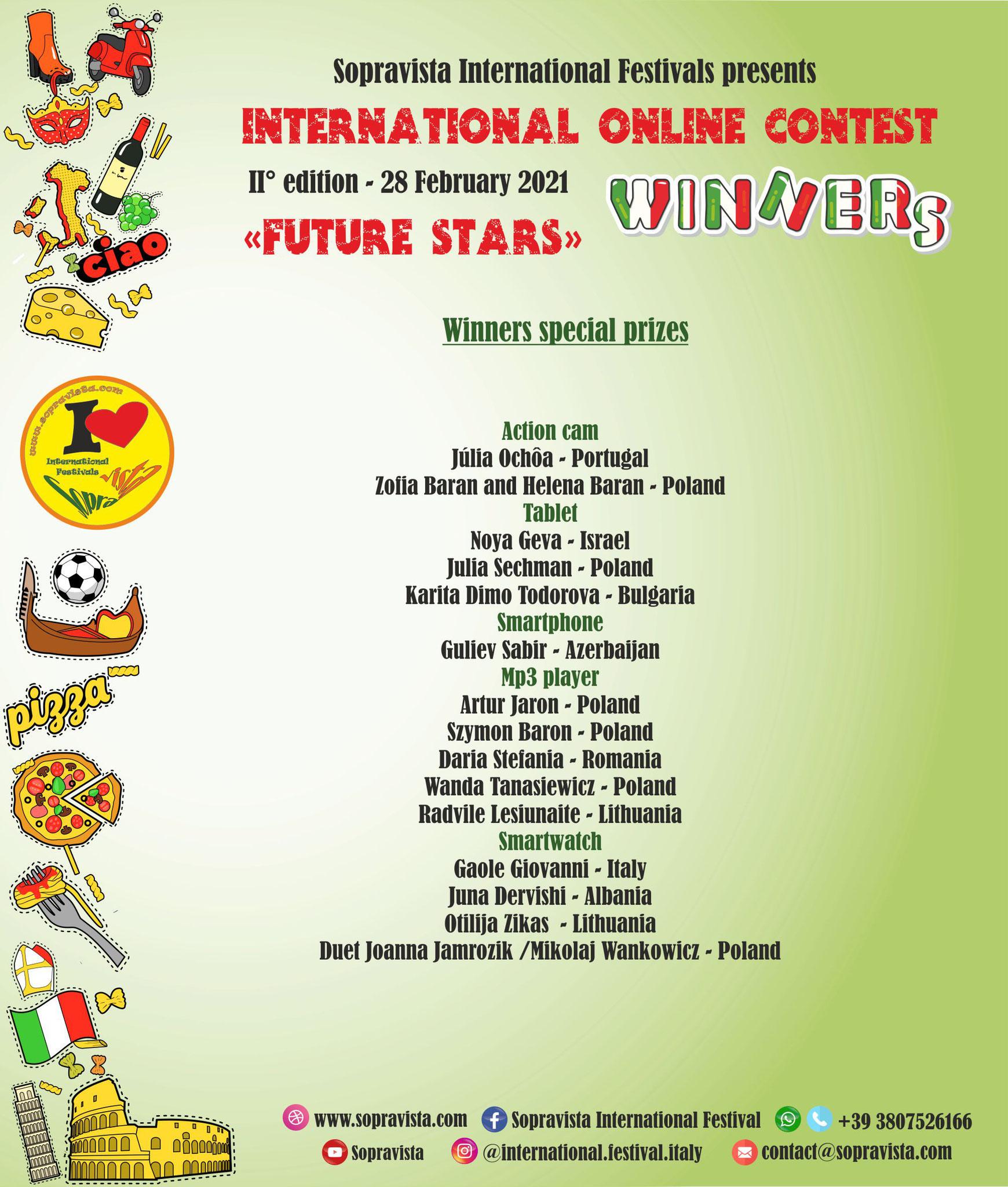 International Online Festival Contest Future Stars International Festivals In Italy Mezhdunarodnyj Konkurs Festival Dance Festival