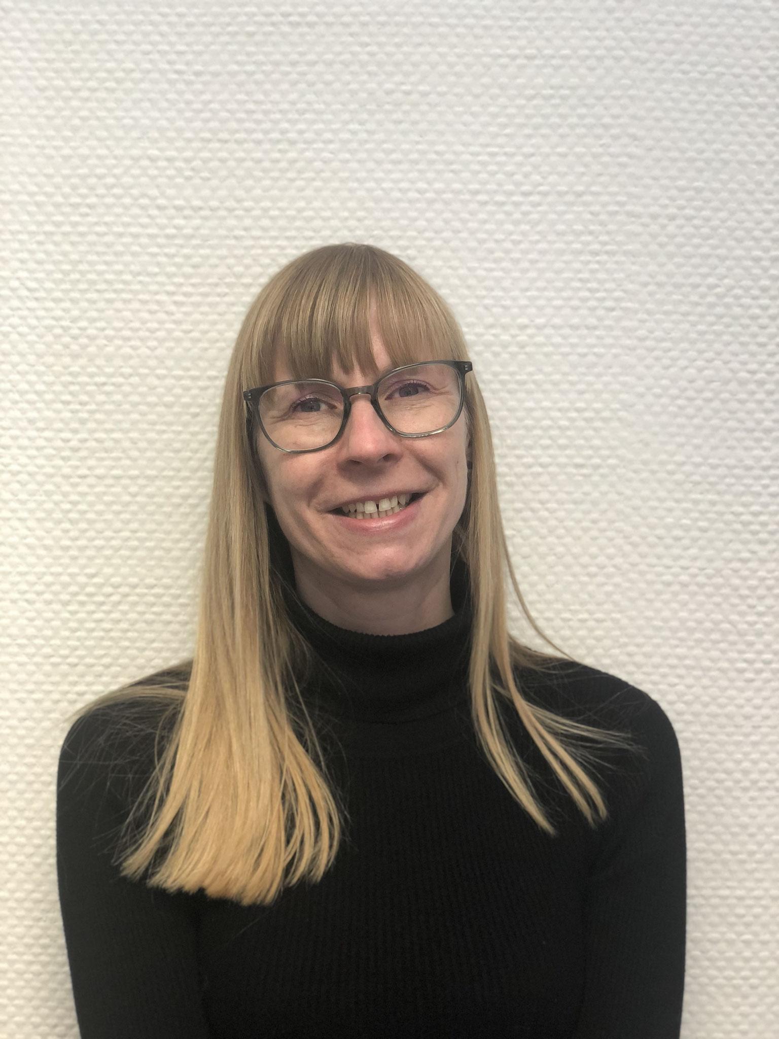 Ramona Decker, staatlich geprüfte Augenoptikerin und Meisterin