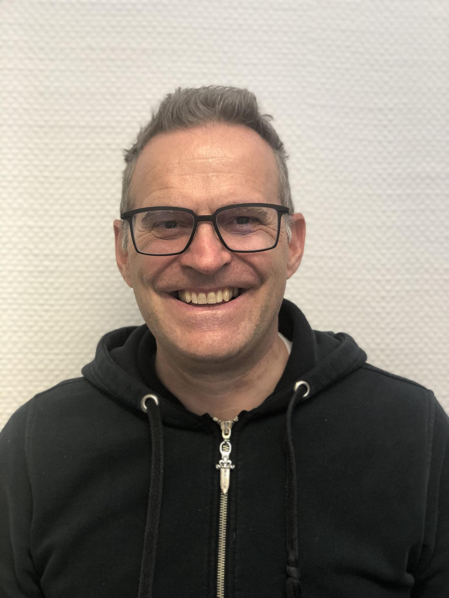 Patrik Buchmann, staatlich geprüfter Augenoptiker und Augenoptiker Meister