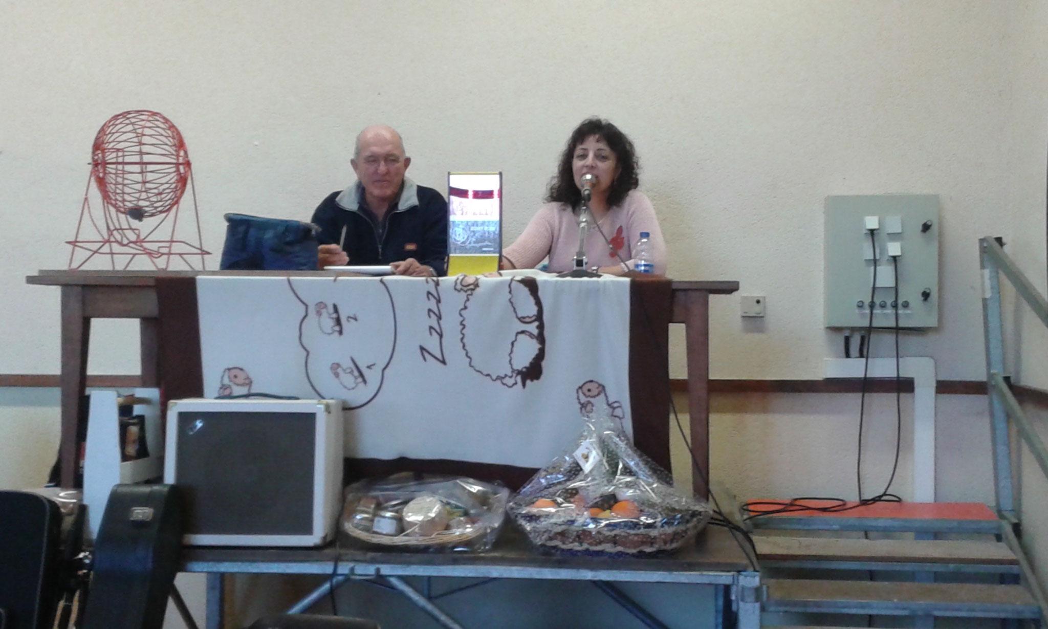 Loto à Saint Sever de Rustan organisé par l'Association Marc l'Aura