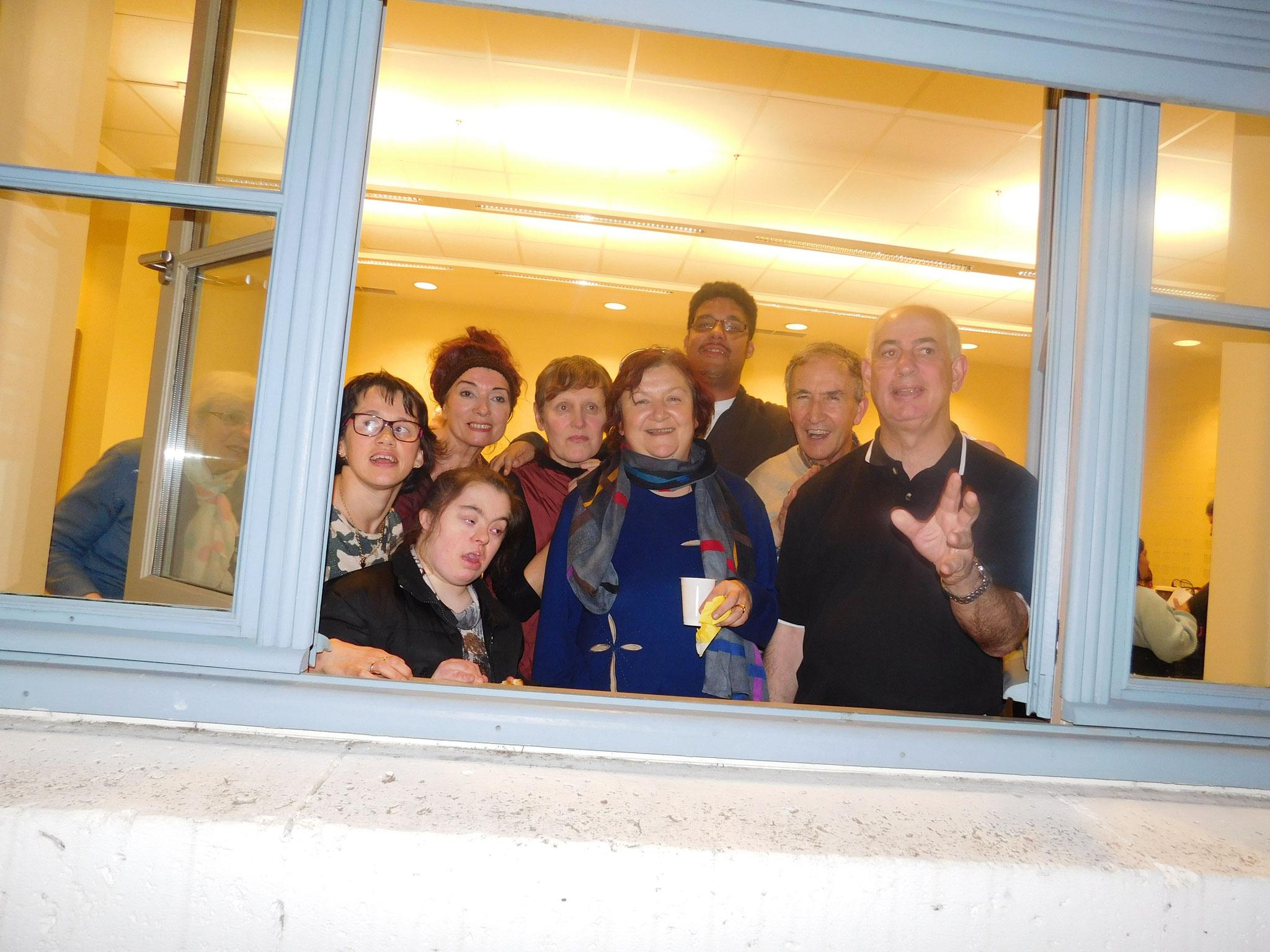 Anniv de Lili,Monique,André,Bérengère,Léa,Dominique,Jérémy et José fêtée le 17 Février 2017