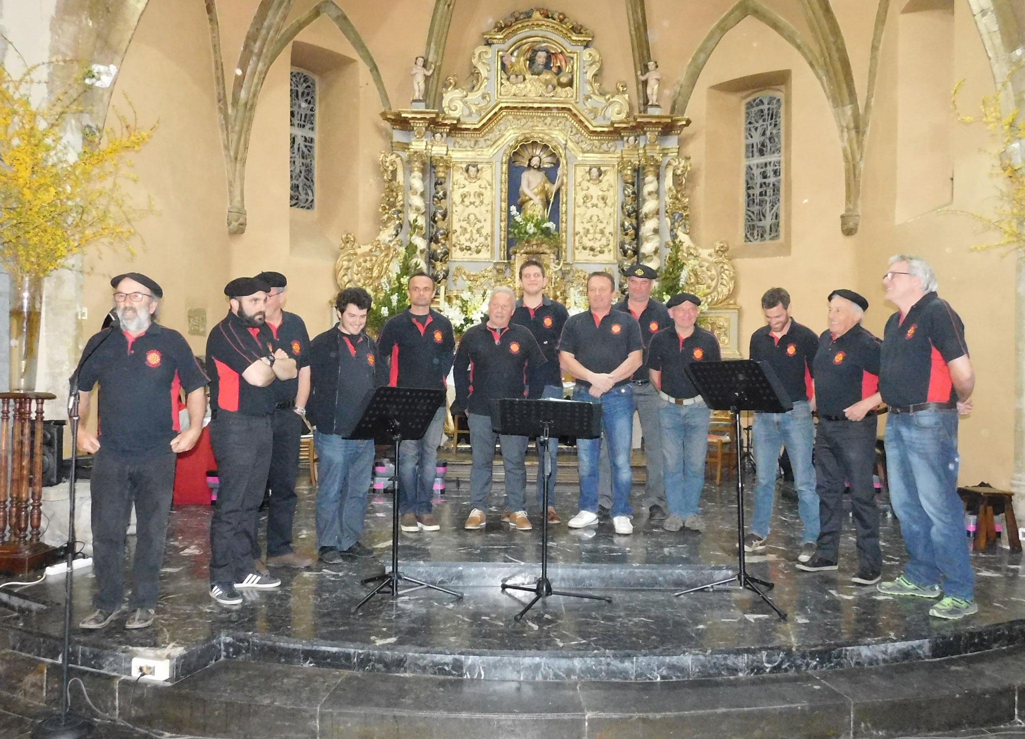 Et la chorale Adishatz du Magnoac