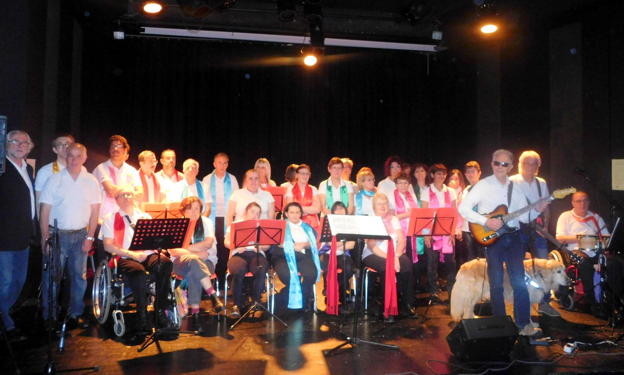 28 novembre 2016 Festival inter culturel Maison des Association Tarbes