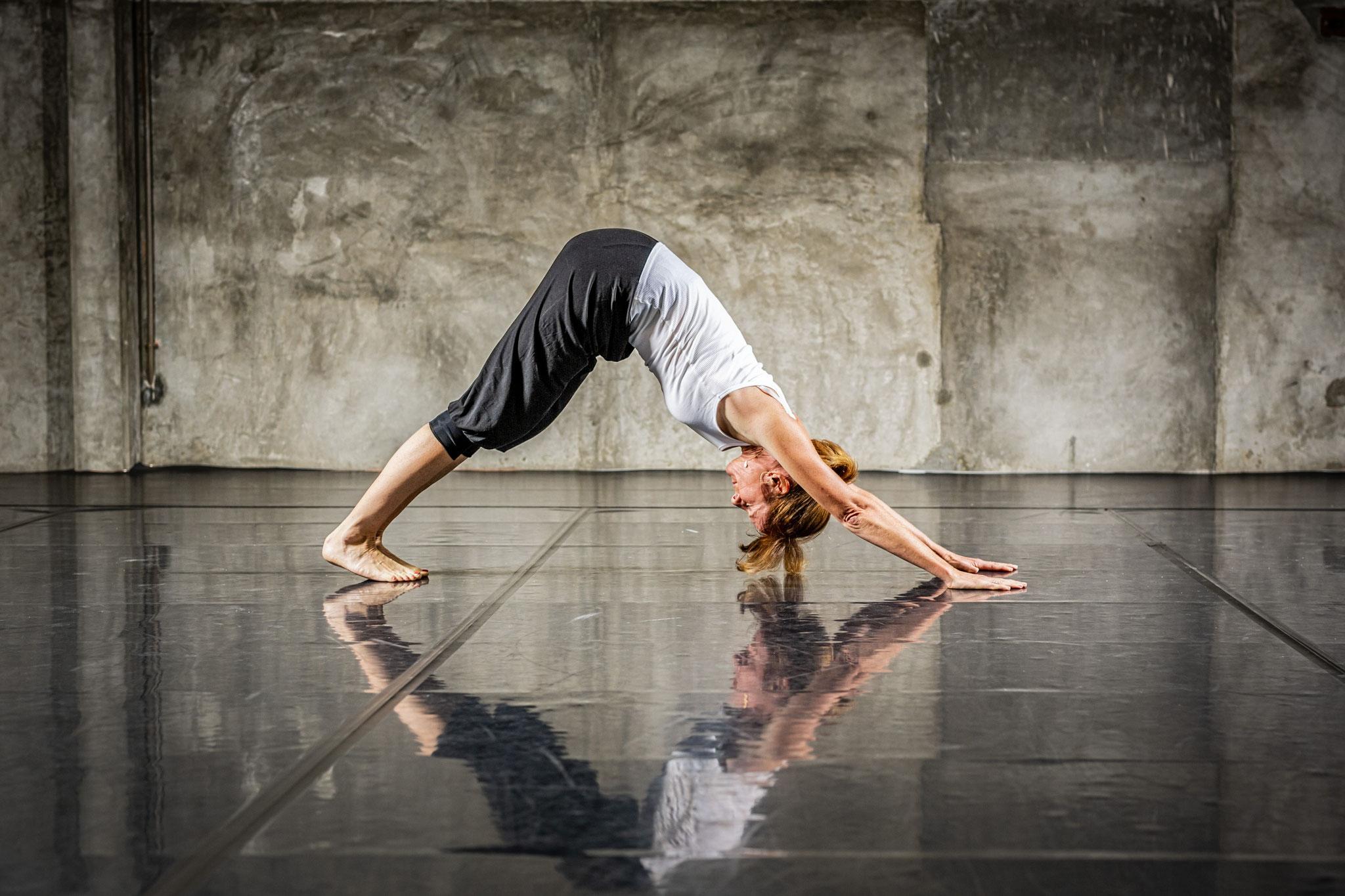 Bekleidung für Yoga