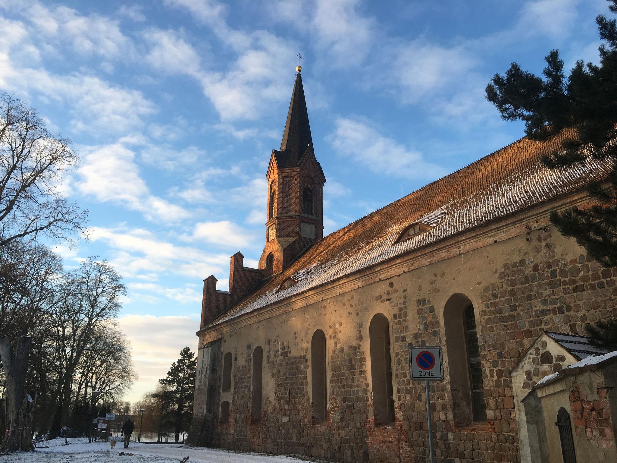 Klosterkirche Altfriedland