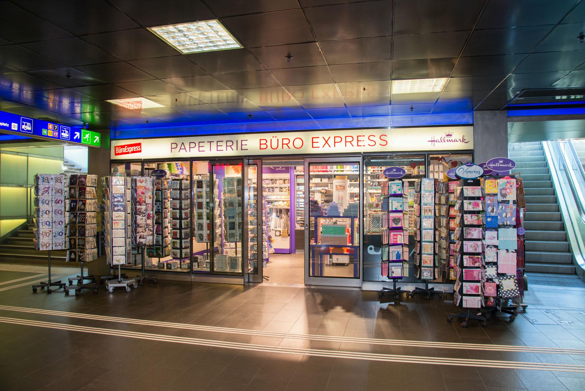 Papeterie Shopville Zh Hb Und Bahnhof Zh Enge Buroexpress Mit Copy