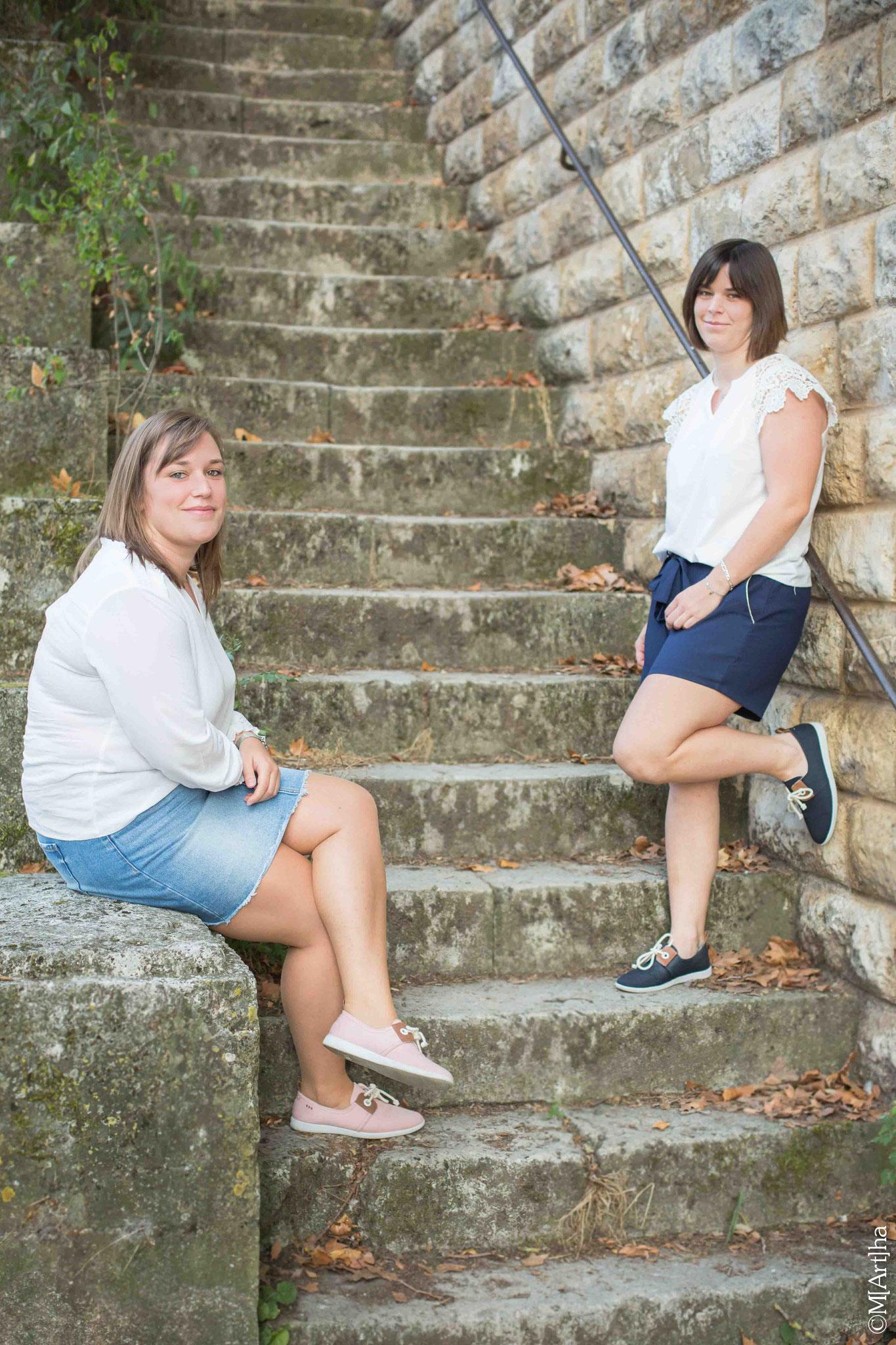 SŒURS - Lucie et Coralie - 2020