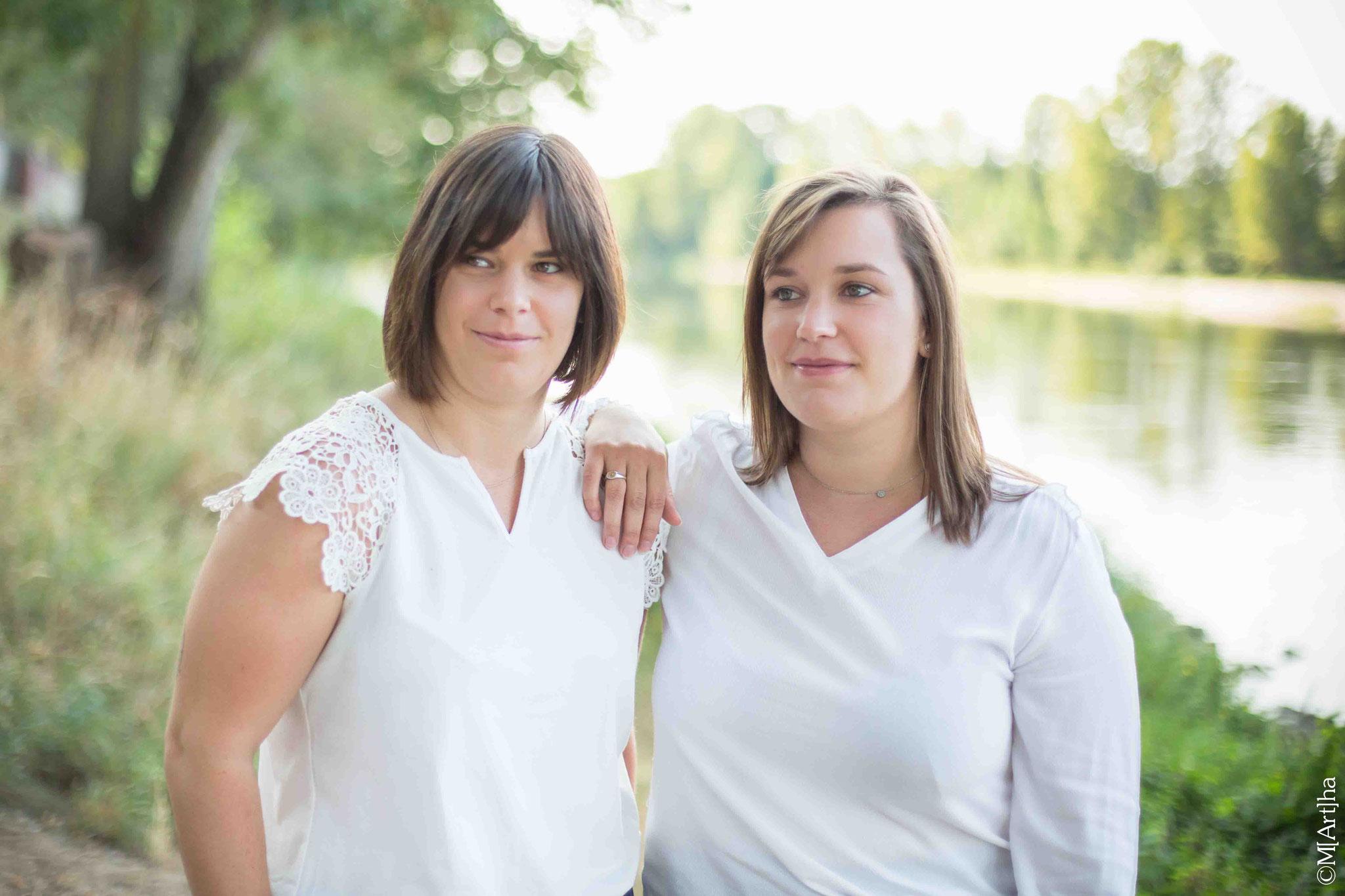 Lucie et Coralie - 2020