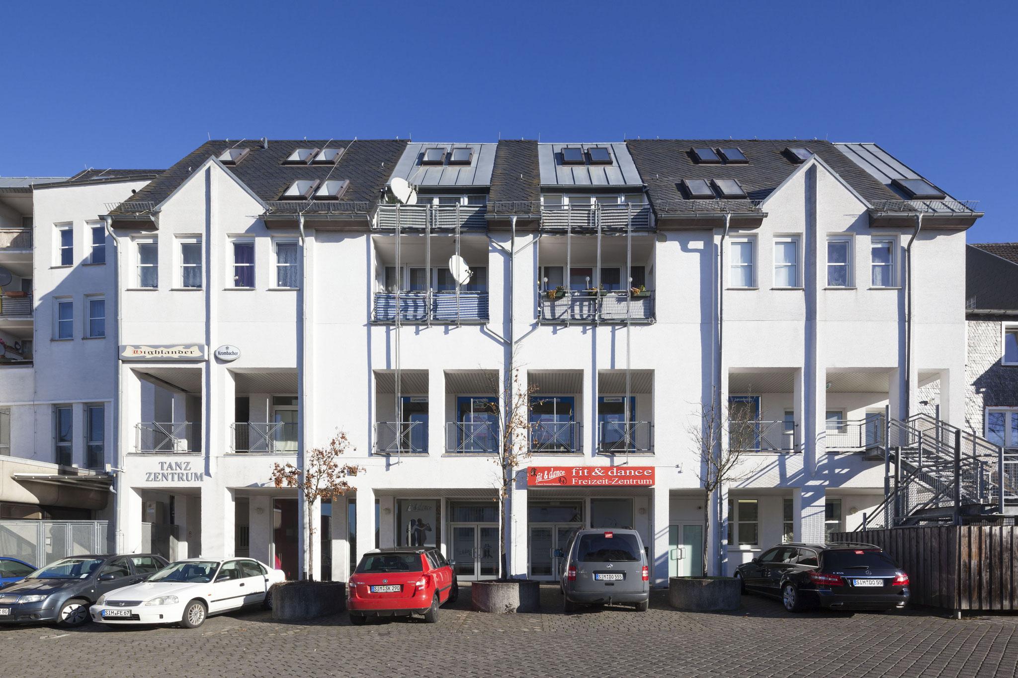 Wohnungsbau in Simmern