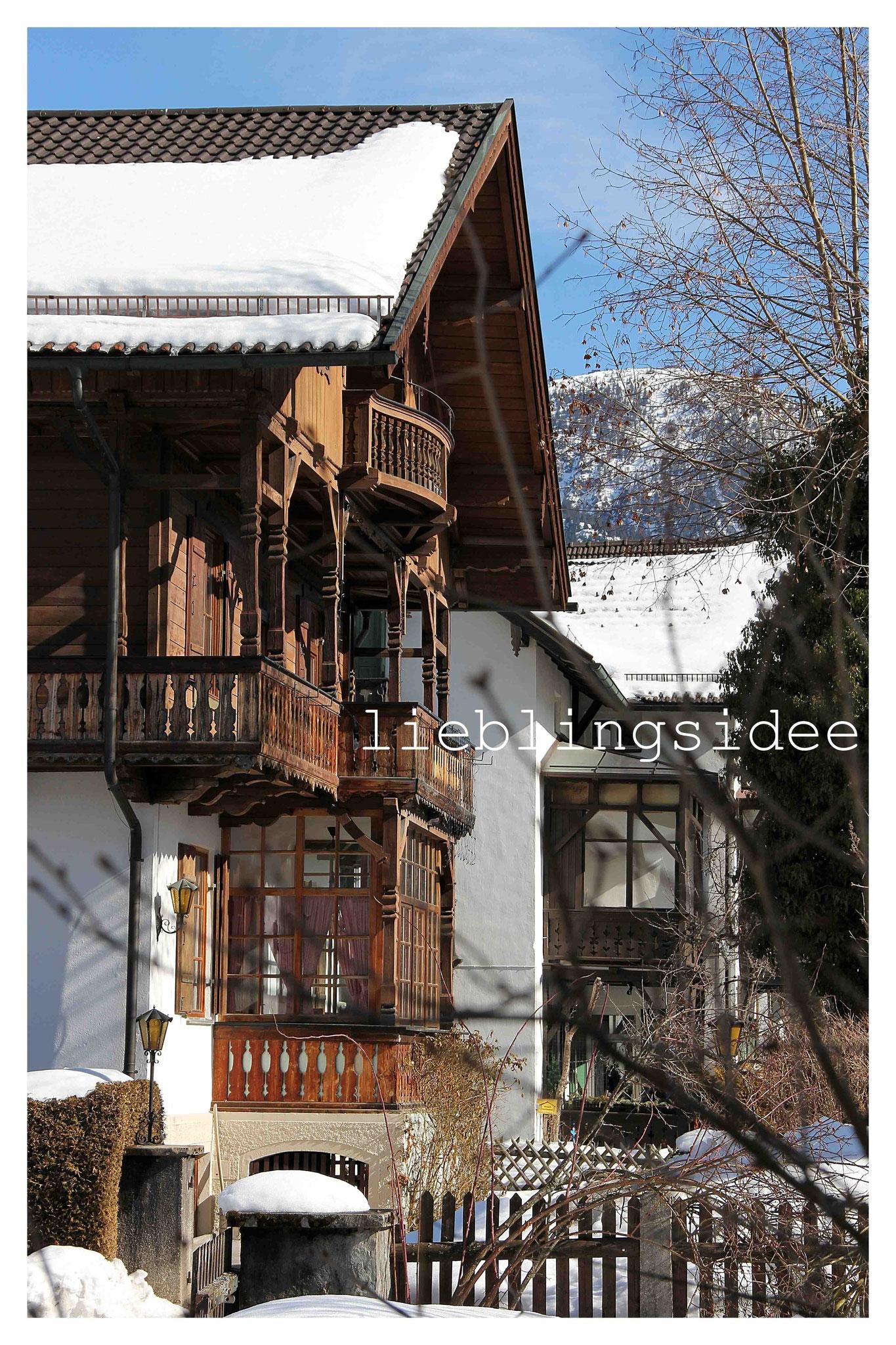 Lieblingsidee - Ausflugstipps für Garmisch
