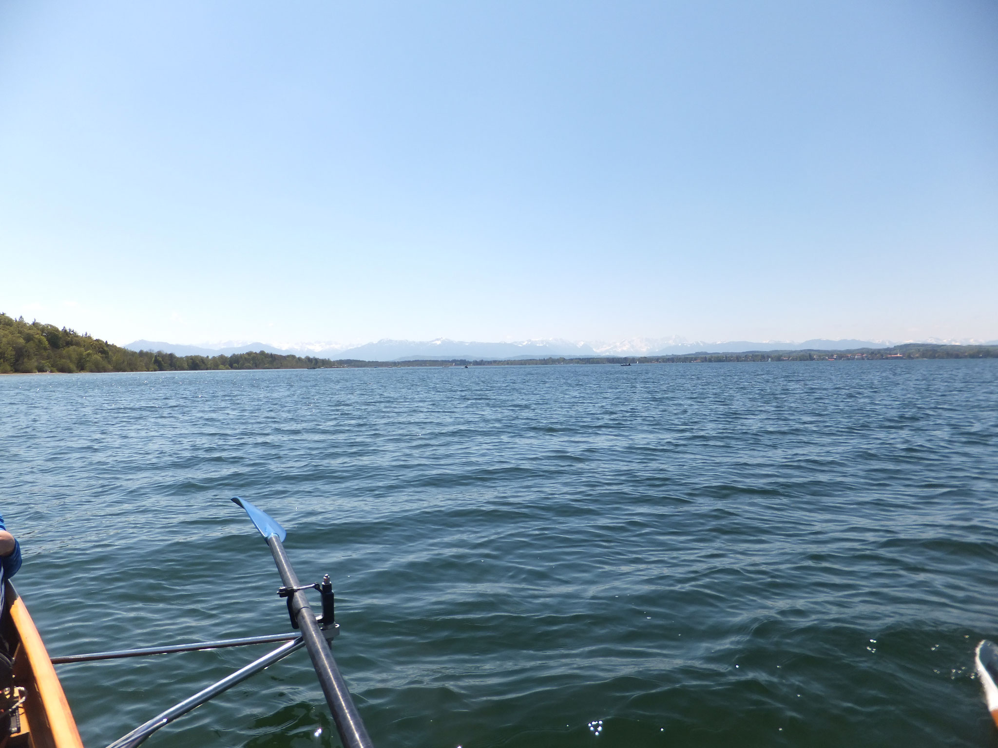Starnbergersee Süd-Ostufer