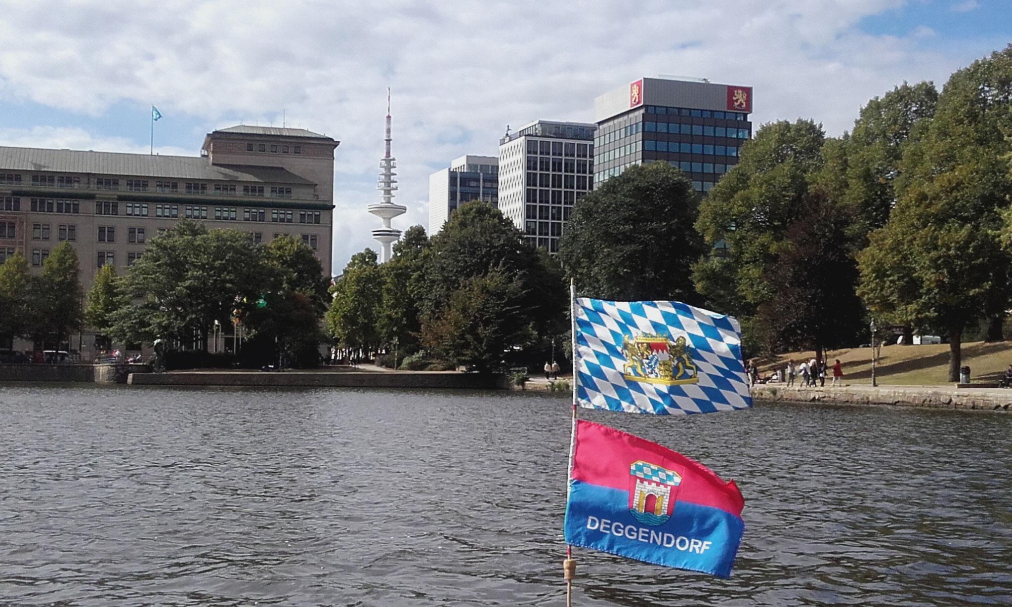 Hamburg/ Fernsehturm