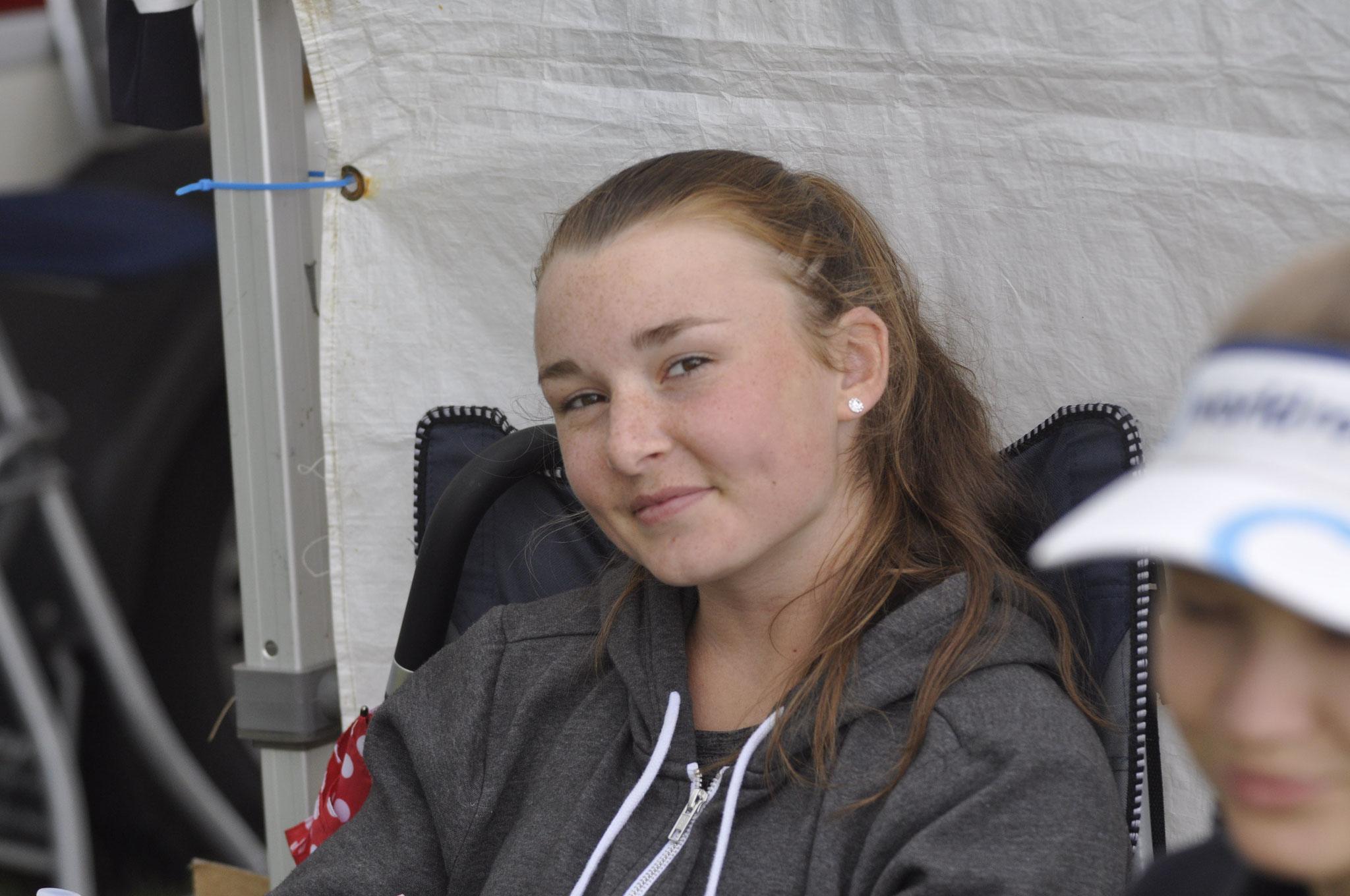 Karina Sebald Gewinnerin in Juniorinnen 1x B Leichtgewicht