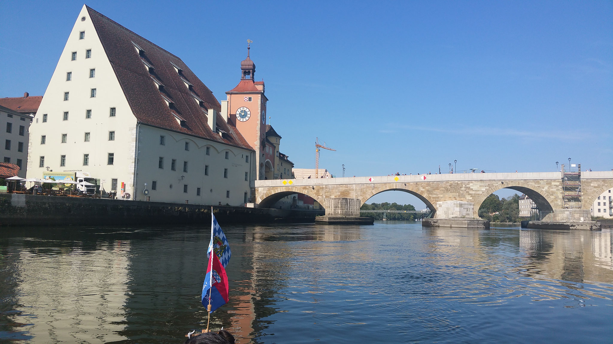 Regensburg/ Steinerne Brücke