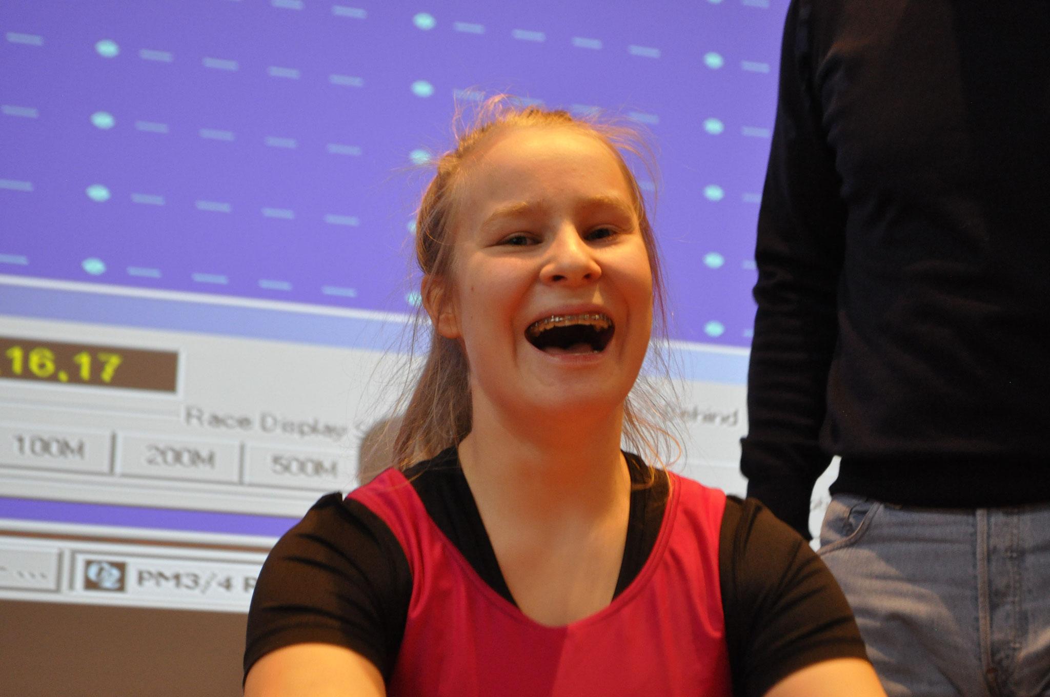 PLatz 5 für Katja Früh
