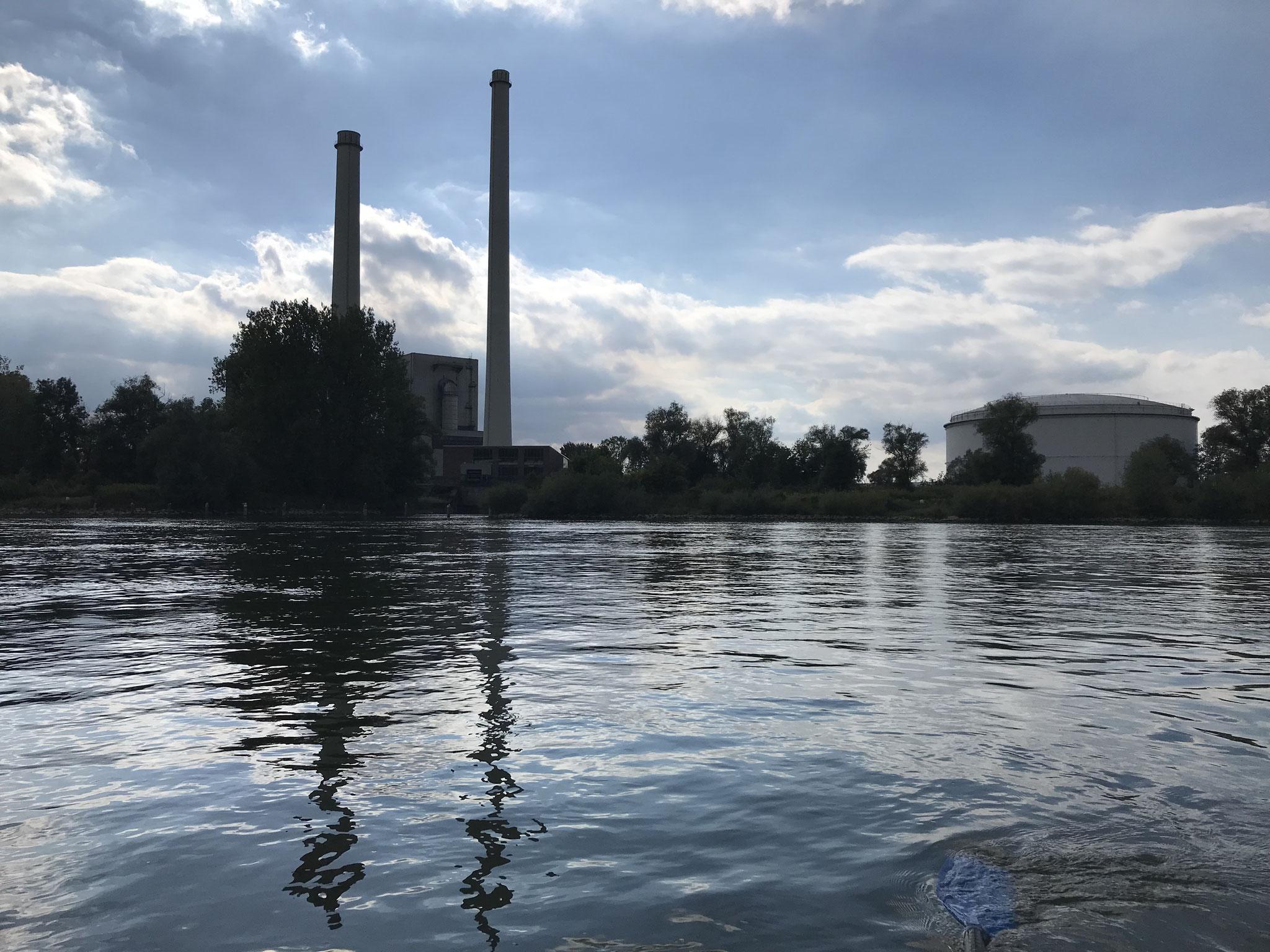 ehemaliges Kraftwerk Pleinting