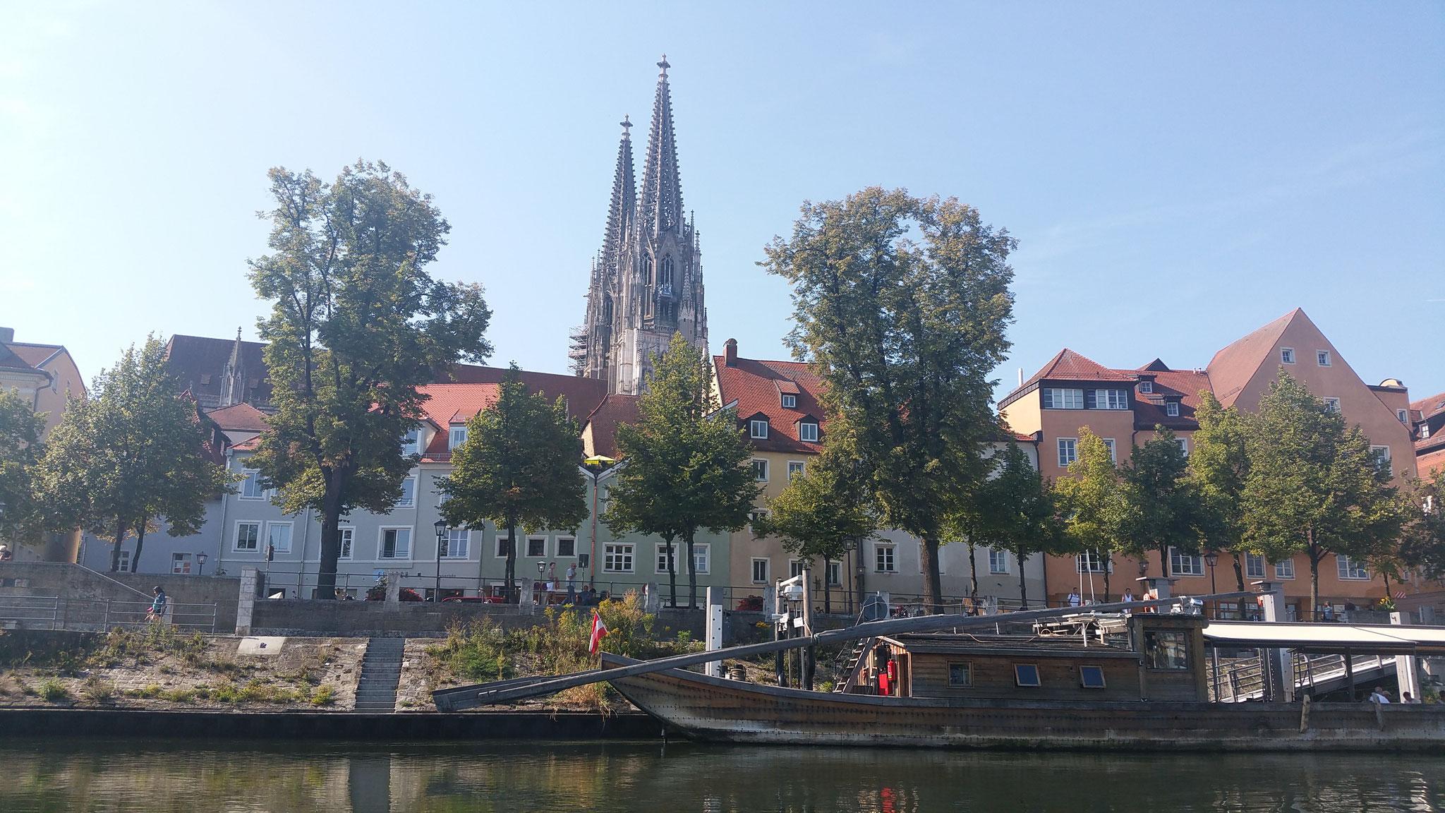Regensburg/ Dom