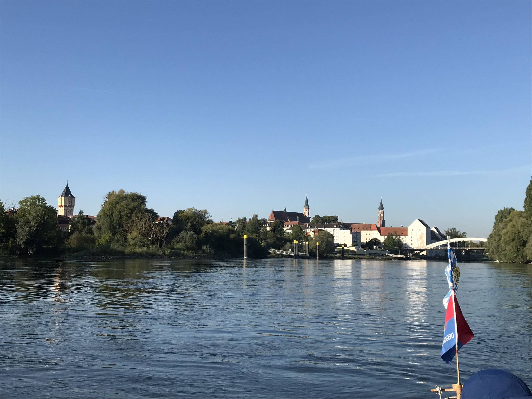 nach Straubing