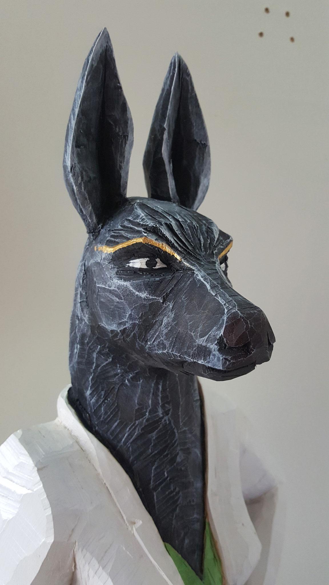 Anubis, Detail