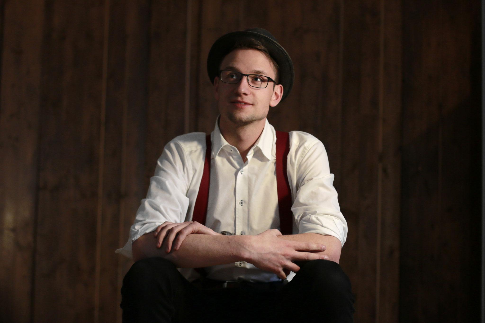 Florian Steinborn - Zauberer - Musiker - Entertainer