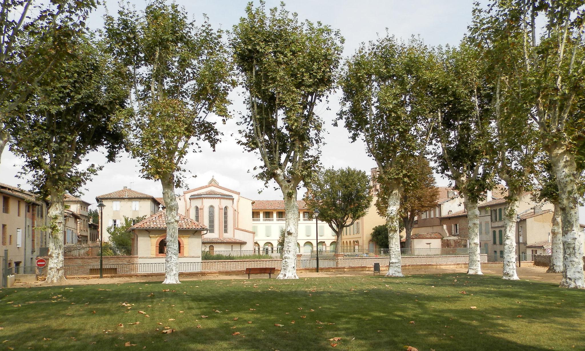 Le Plô et la médiathèque-musée
