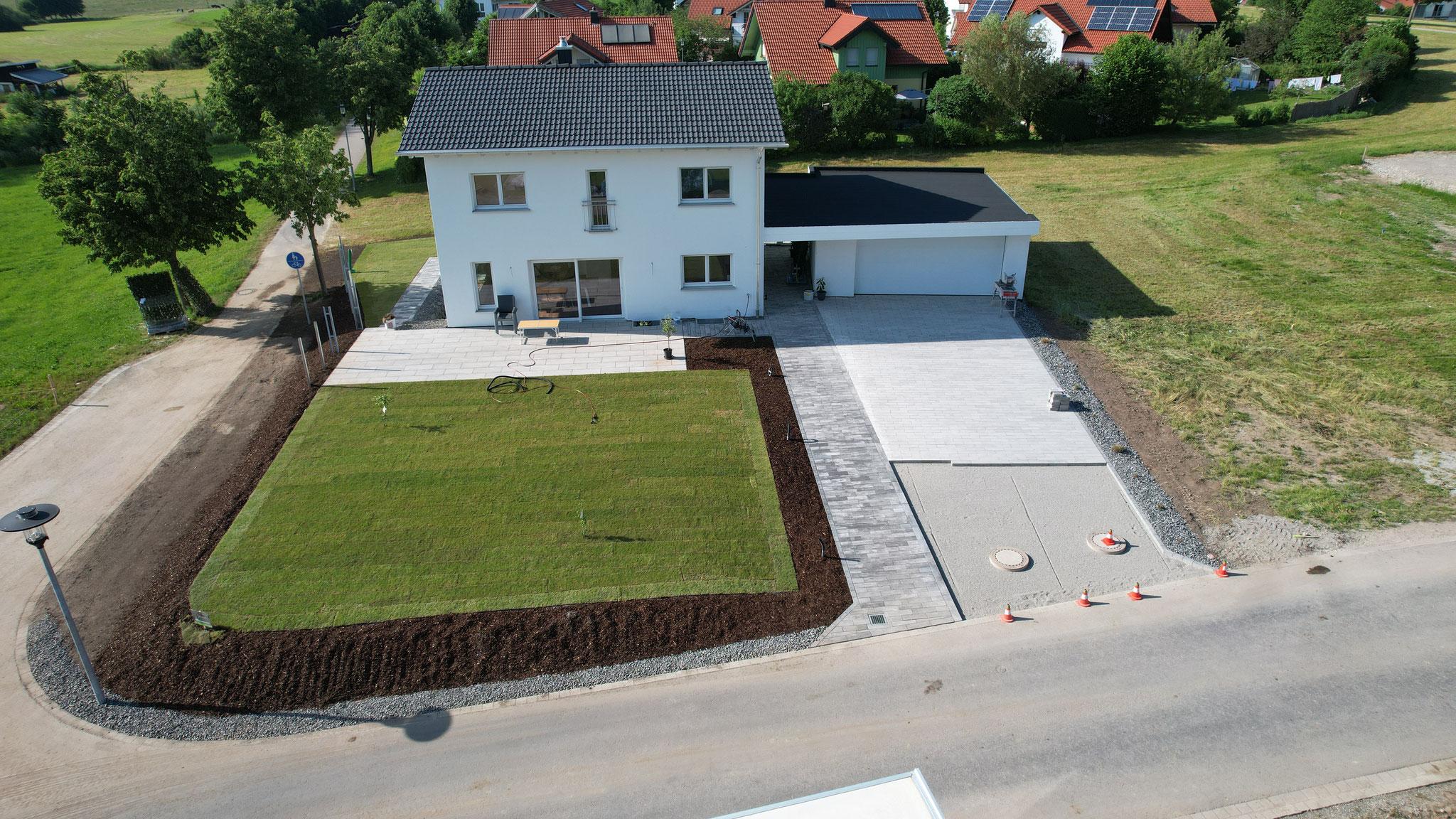 BV: Dietmannsried Schlüsselfertiges EFH mit Doppelgarage