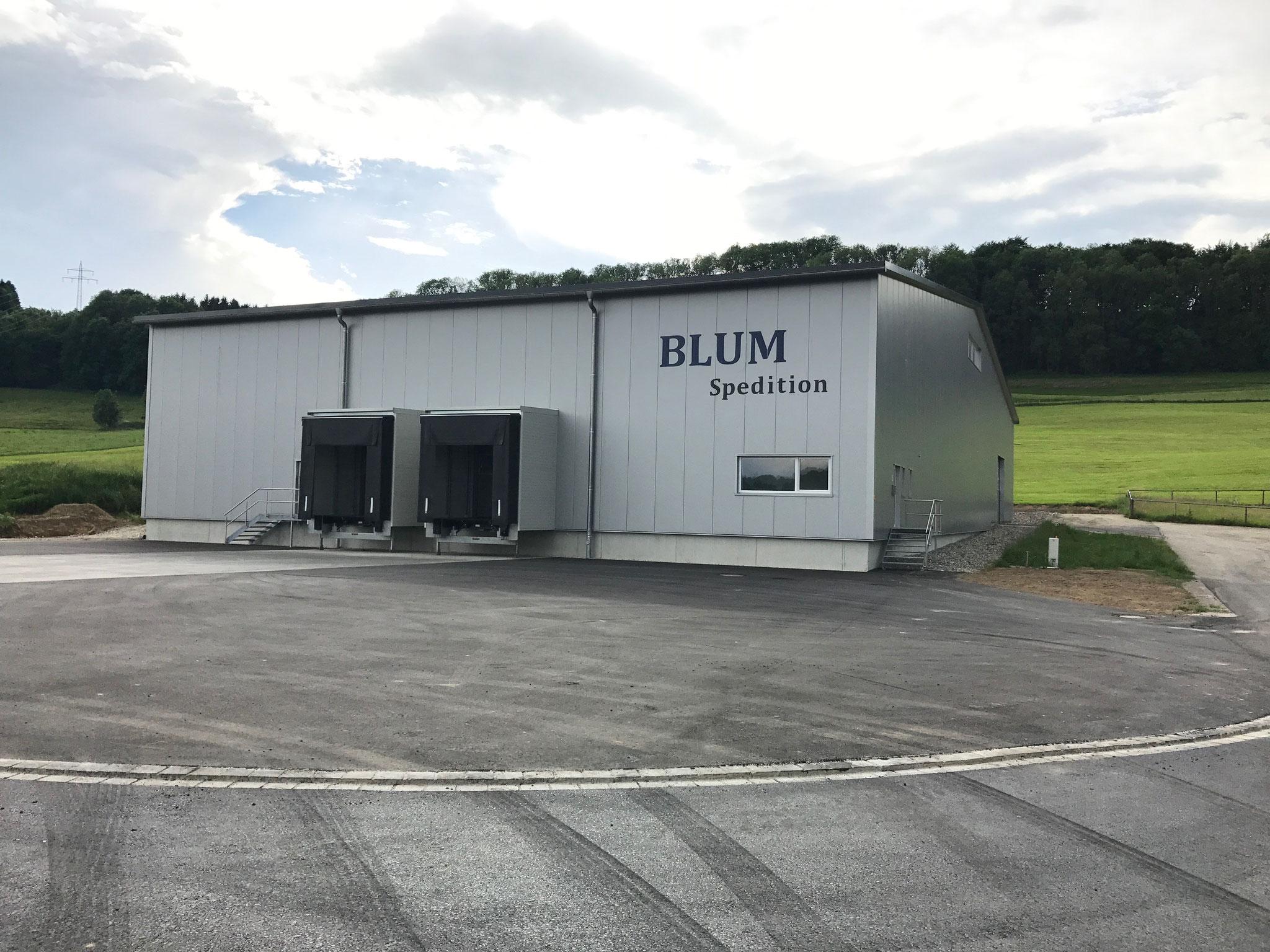 BV: Immenthal/Günzach Schlüsselfertige Speditionshalle
