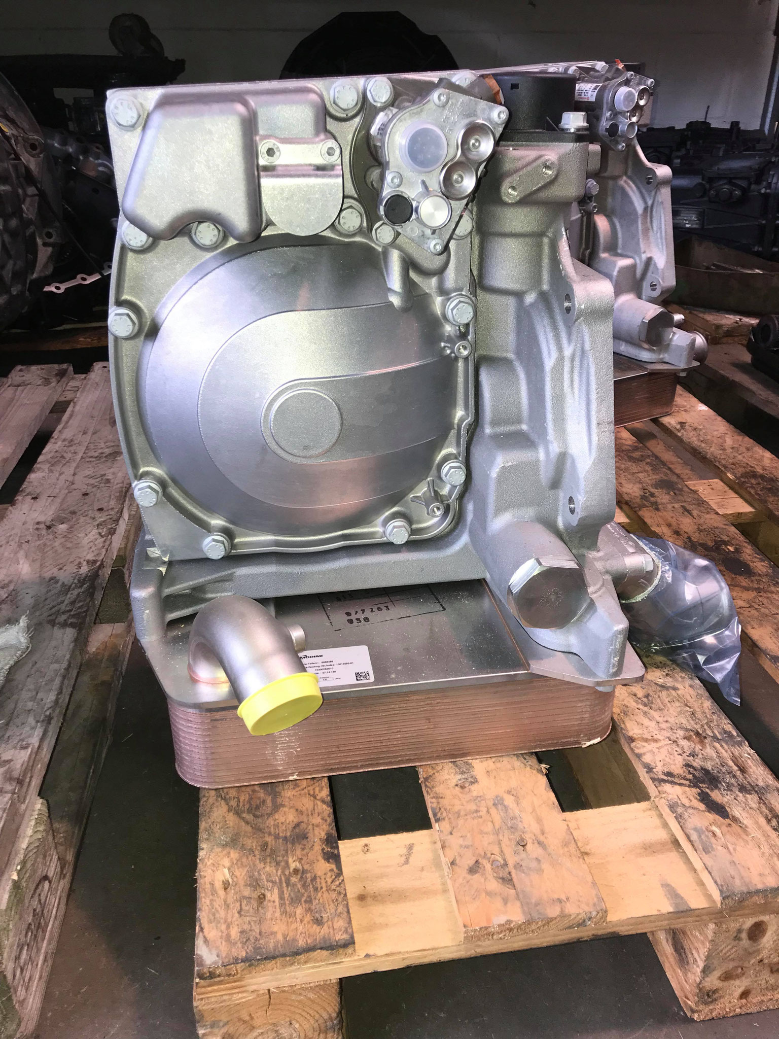 Voith Retarder R115 HV Mercedes Actros