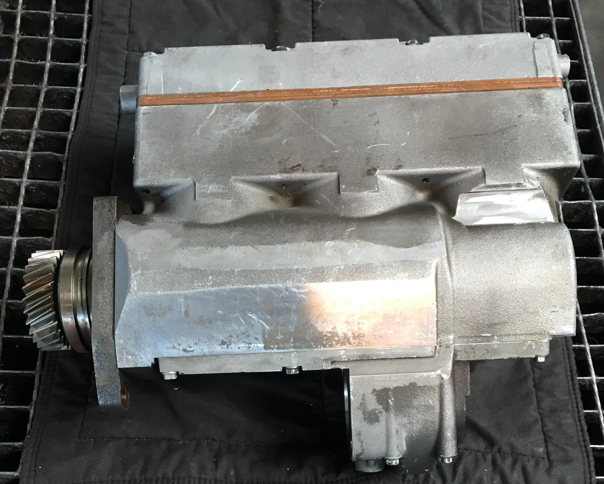 Voith Kompressor Austausch & Reparatur LP490/LP700