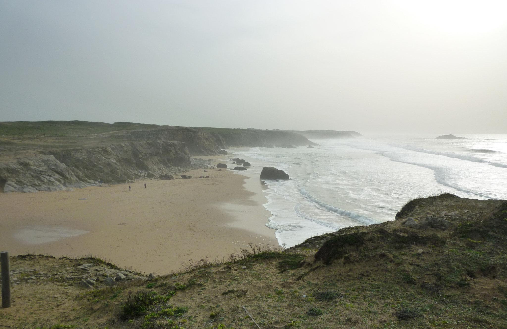 Côte sauvage auf Quiberon