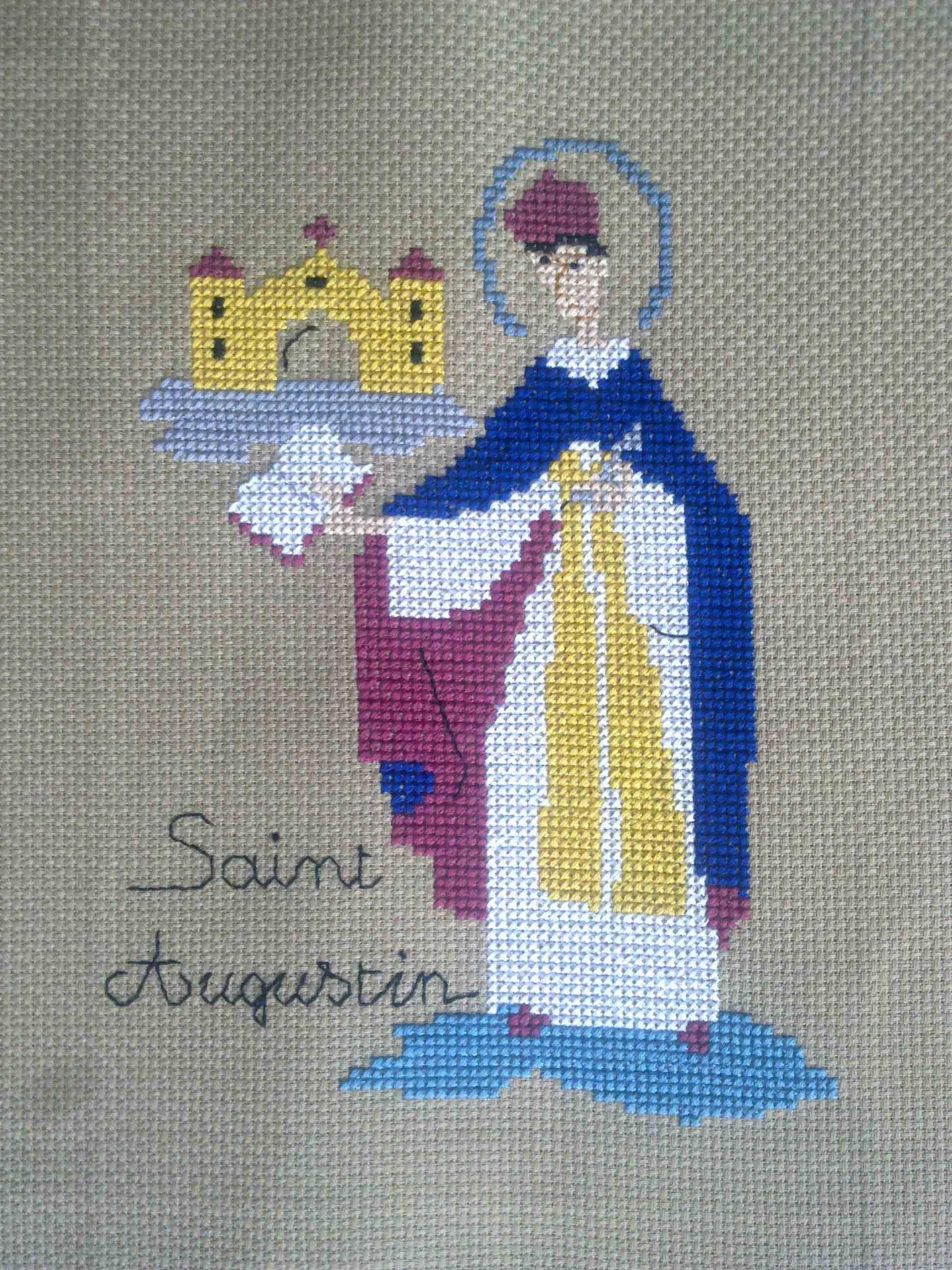 """""""Saint Augustin"""" Collection Vénière"""