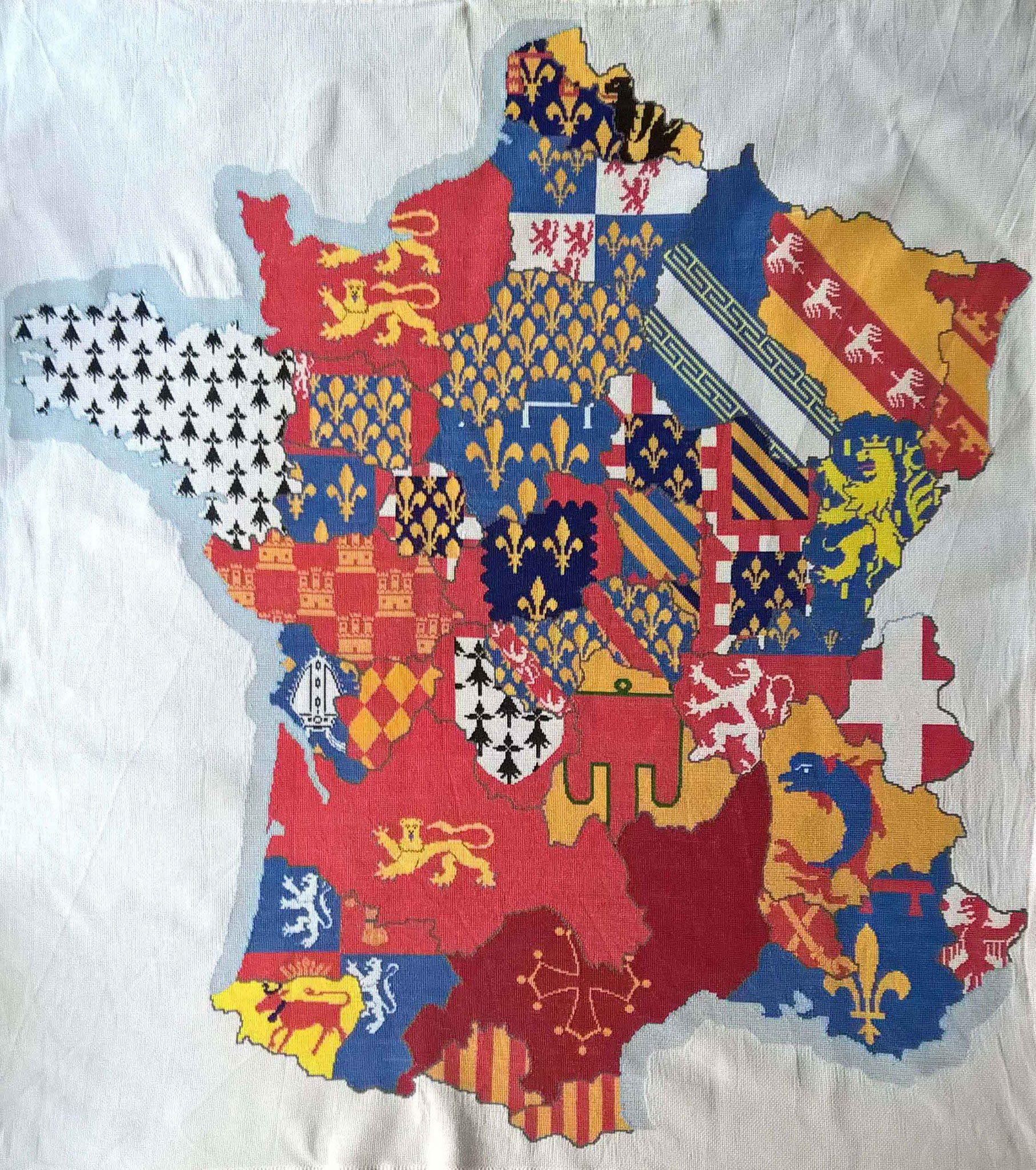 """""""La France de nos provinces"""" Collection François Bizat"""